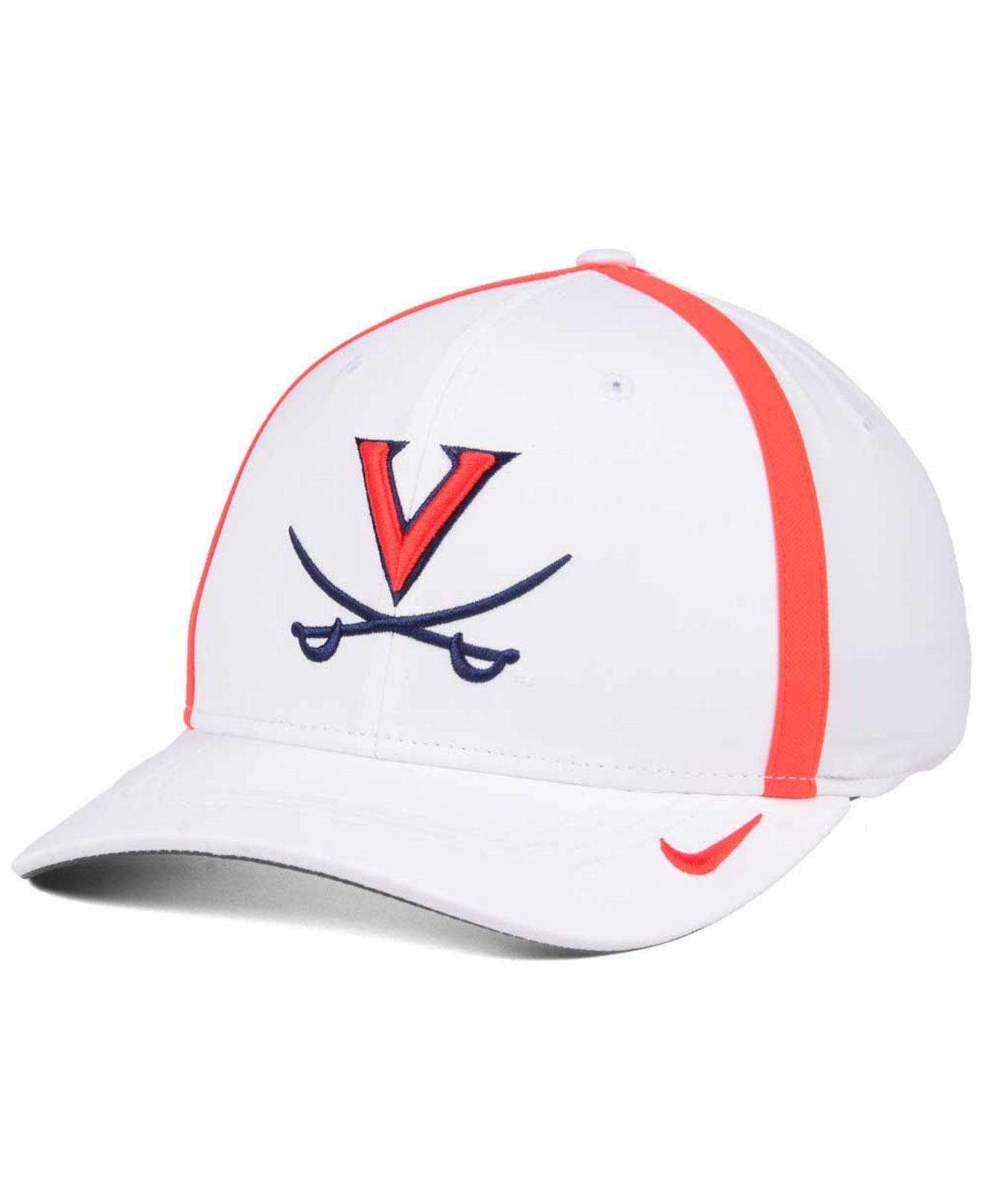 6e9f3b89cfd Lyst - Nike Aerobill Classic Sideline Swoosh Flex Cap in White for Men