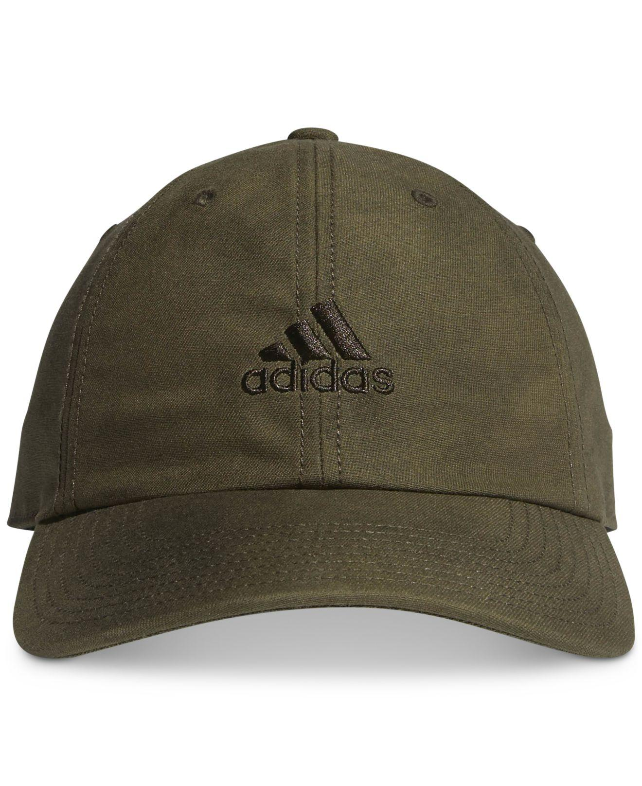 bd5330723a6 Lyst - adidas Originals Estate Cap in Green for Men