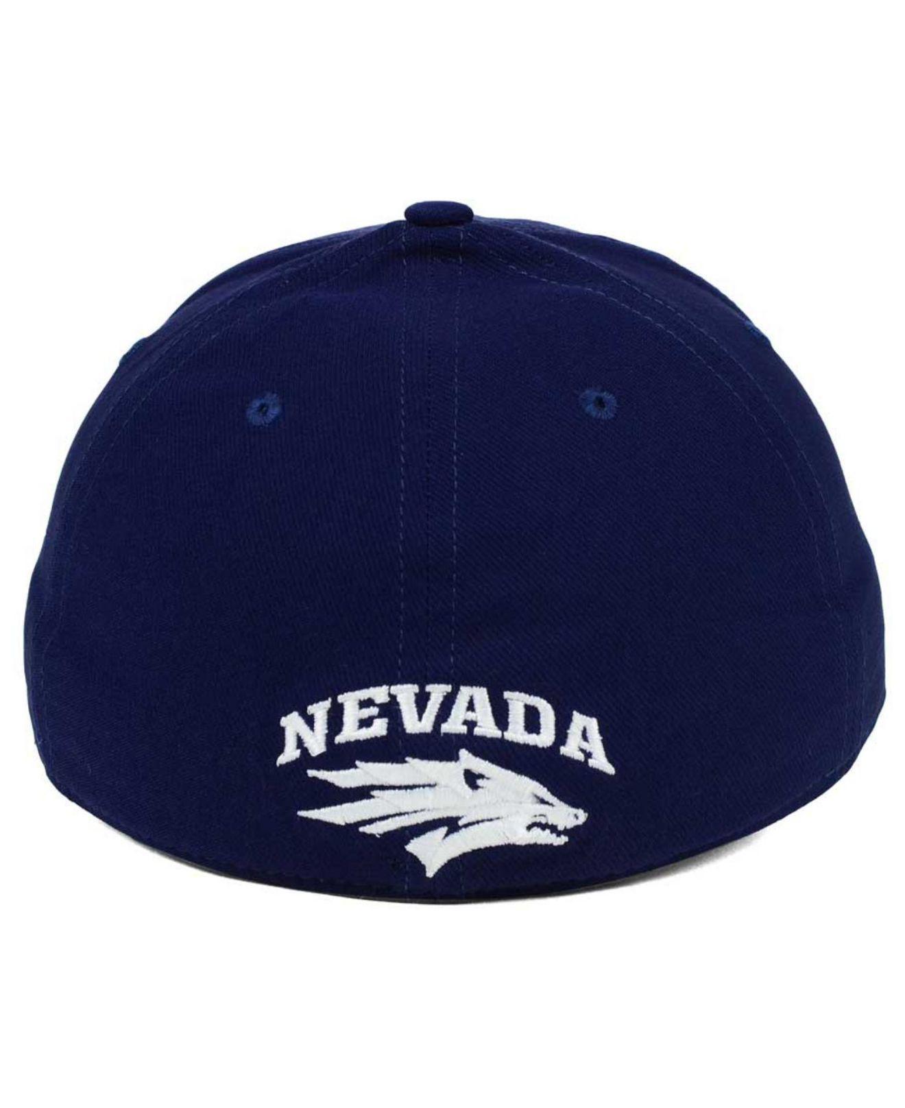newest bf0f2 30642 Nike - Blue Nevada Wolf Pack Classic Swoosh Cap for Men - Lyst. View  fullscreen