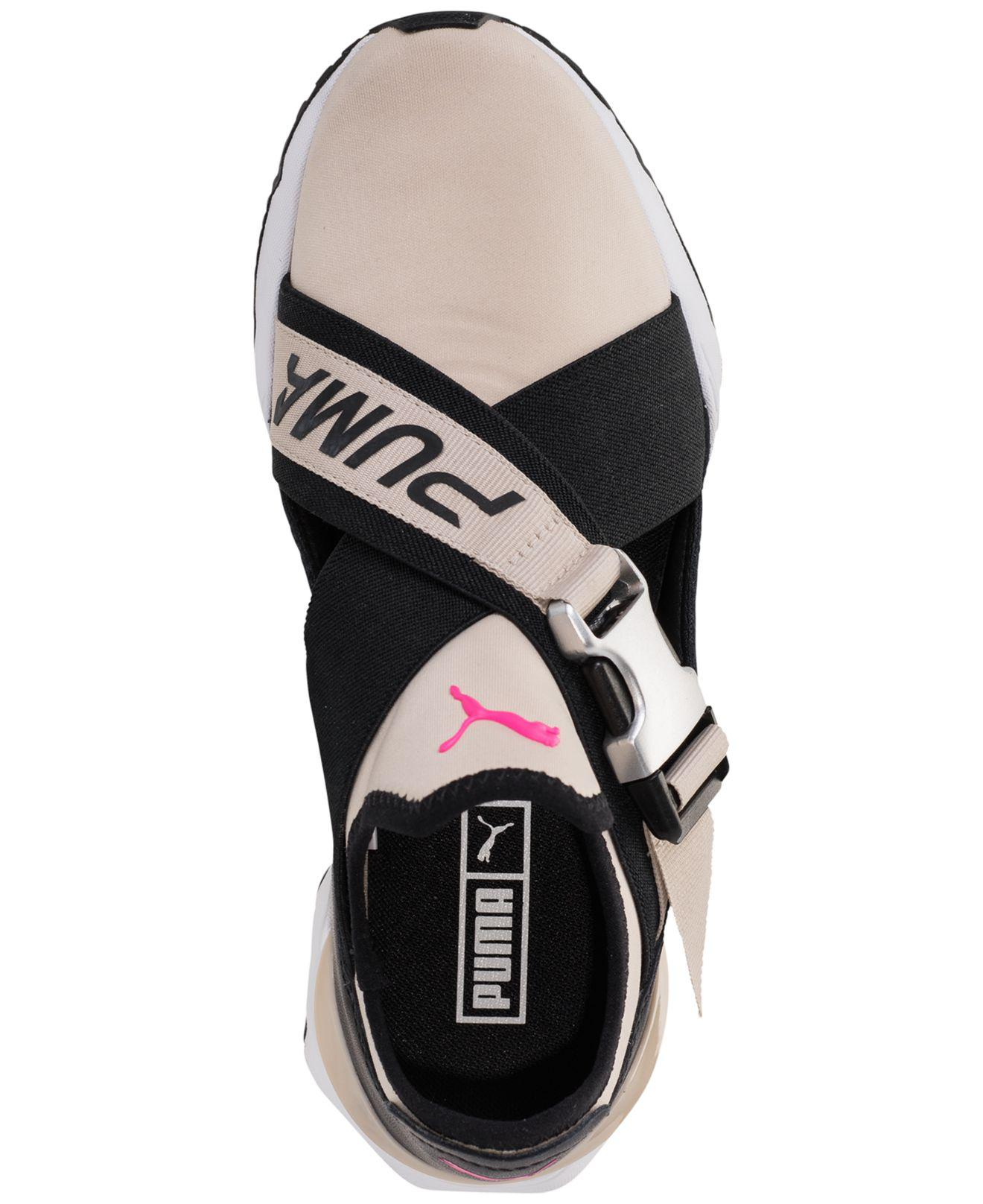 Muse Cutout Casual Sneakers From Finish Line