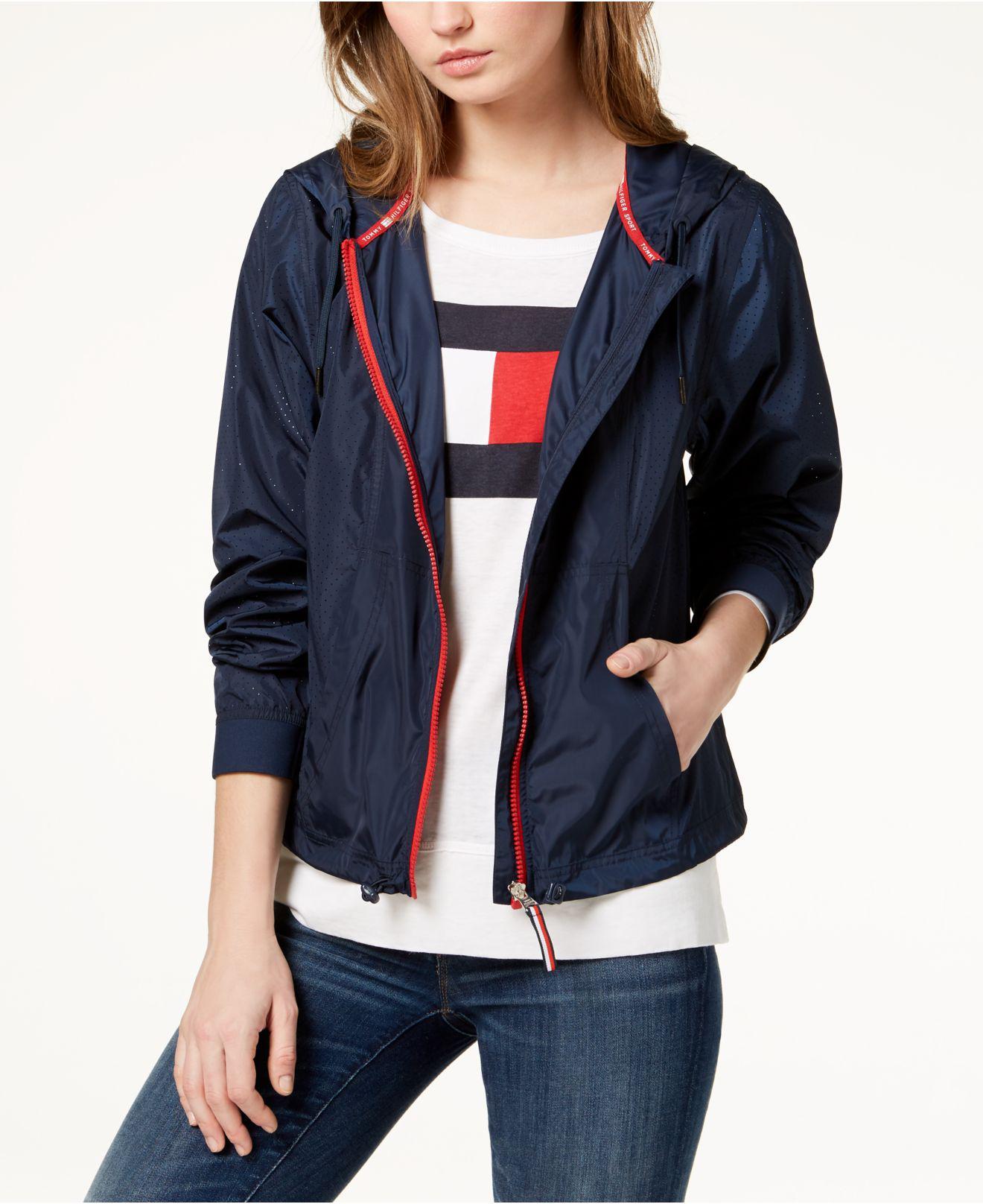 huippumuoti Yhdistynyt kuningaskunta tehdashinta Sport Hooded Jacket, Created For Macy's
