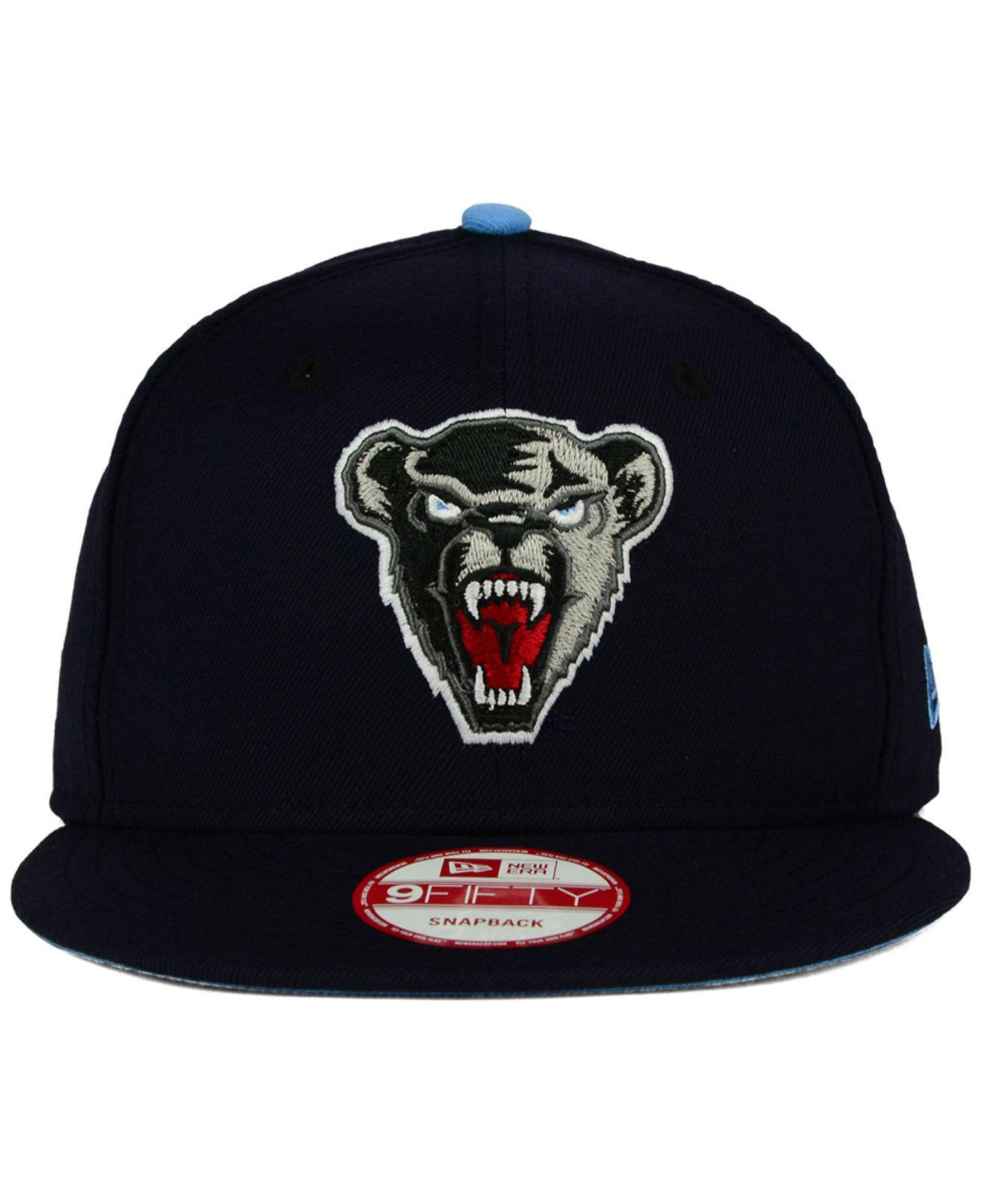 on sale 7885b 430e4 ... order lyst ktz maine black bears core 9fifty snapback cap in blue for  men 0b258 d5781