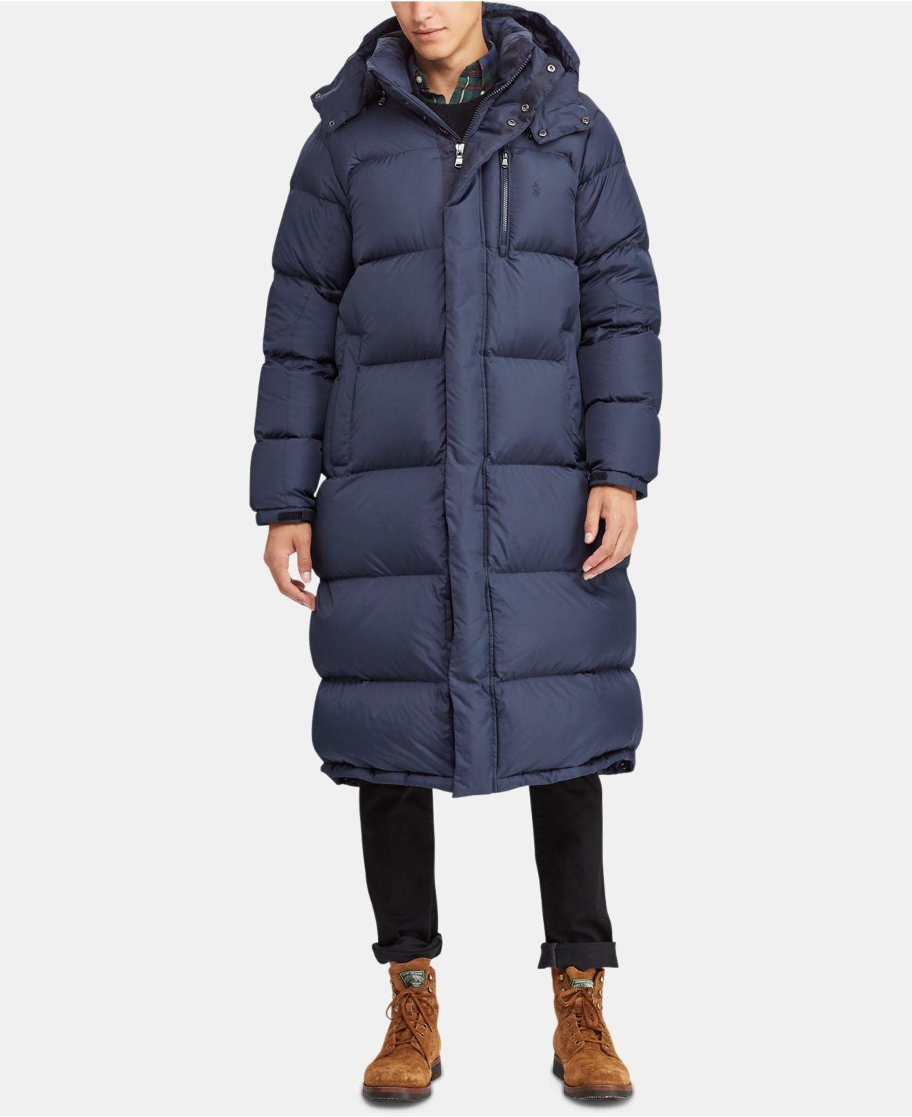 Polo Bubble Coat Macy's