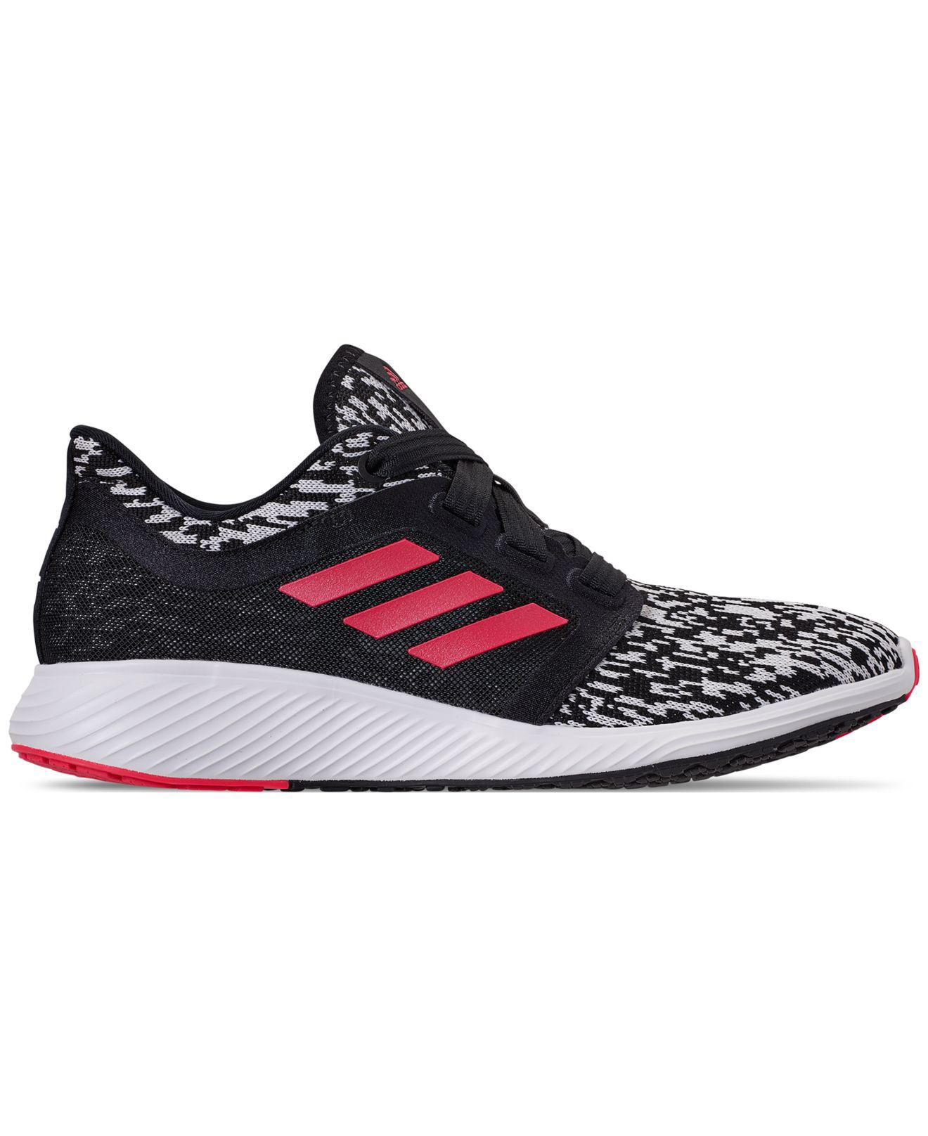 d7e9c555908a Lyst - adidas Edge Lux Casual Sneakers From Finish Line in Black