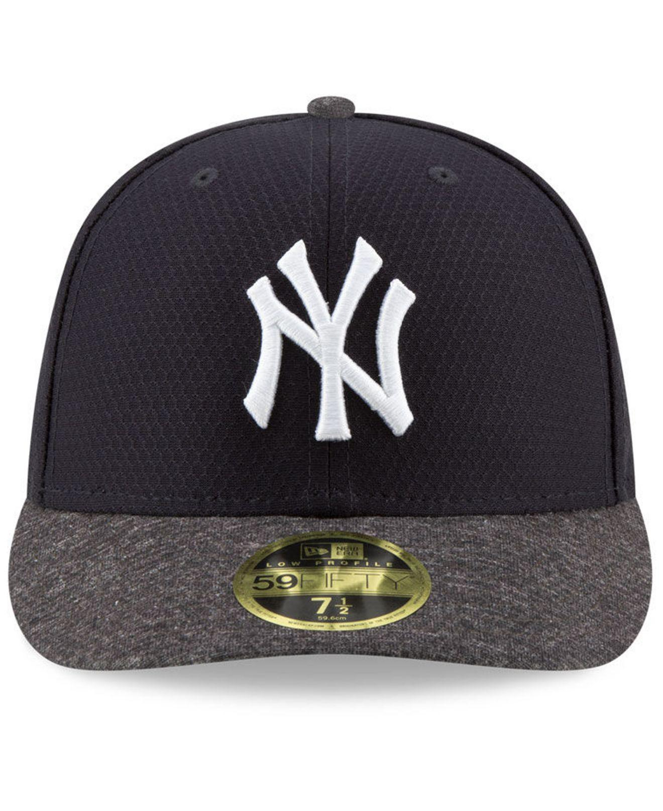 Lyst - KTZ New York Yankees Spring Training 59fifty-fitted Low Profile Cap  in Blue for Men 4f0903393f0