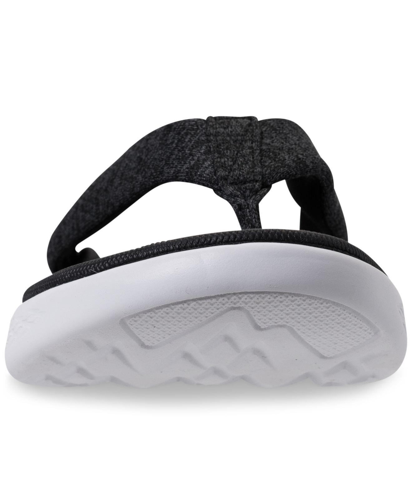 78abd17f Skechers On The Go 600 - Preferred Athletic Thong Flip Flop Sandals ...