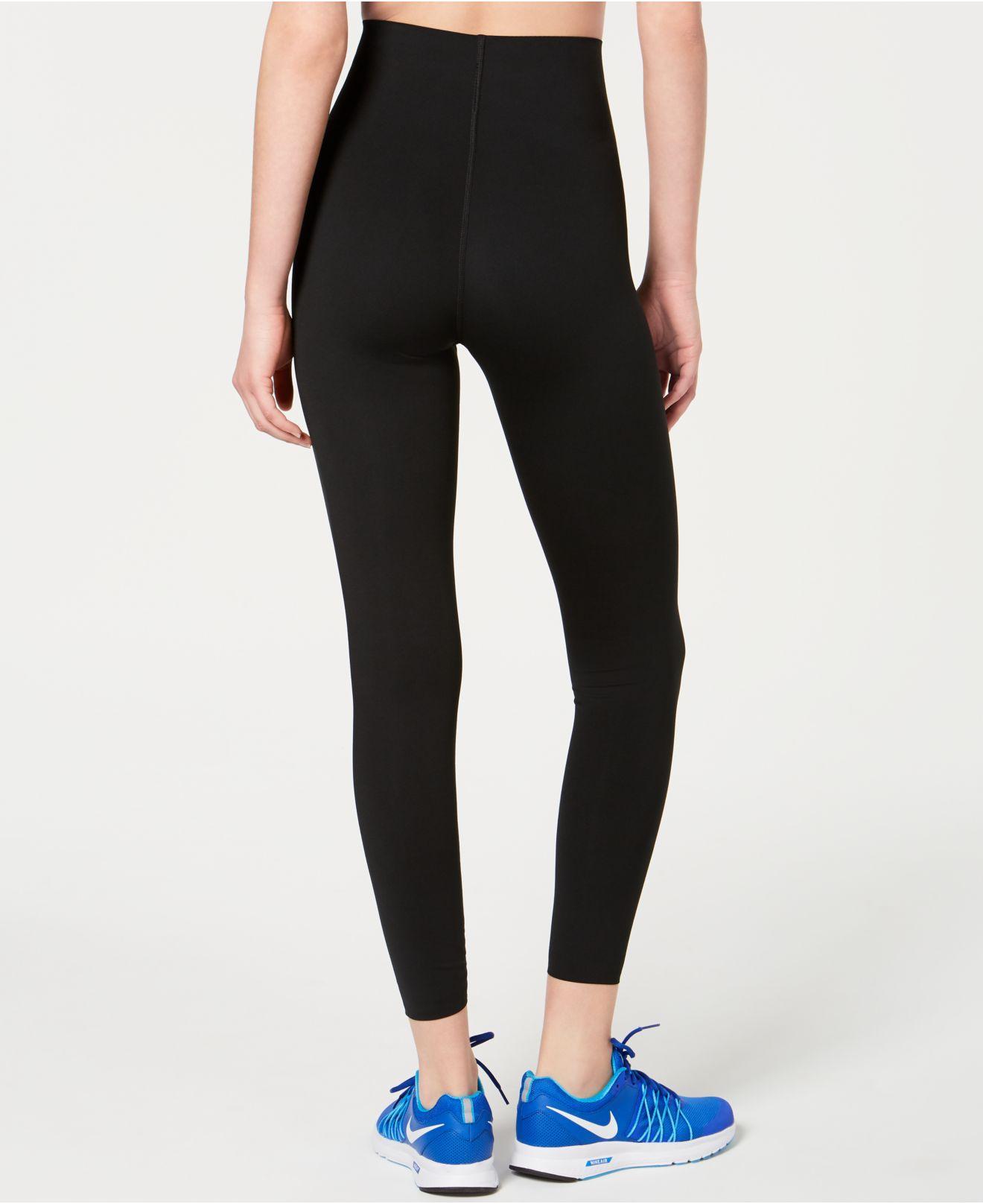 26f0520d942c3 Lyst - Nike Sculpt Luxury Dri-fit Ankle Leggings in Black