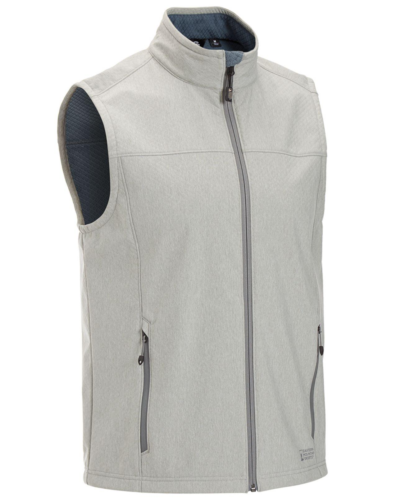 Lyst - Eastern Mountain Sports Rampart Soft-shell Full-zip Vest in ... a0abc888a