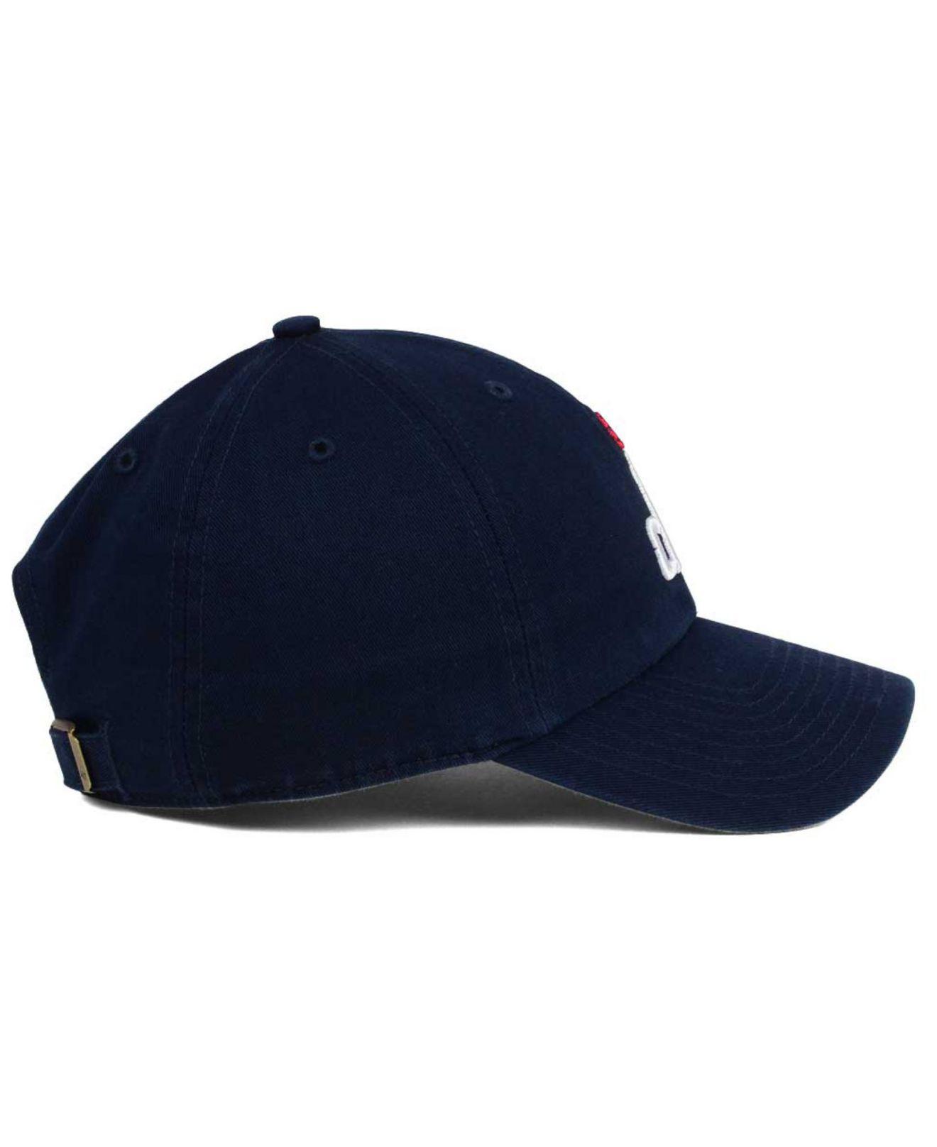 finest selection 7ea6b fd86d australia navy mens washington wizards 47 nba 47 clean up cap 20905766  39b25 2e4f4  where to buy 47 brand blue washington wizards clean up cap for  men lyst. ...