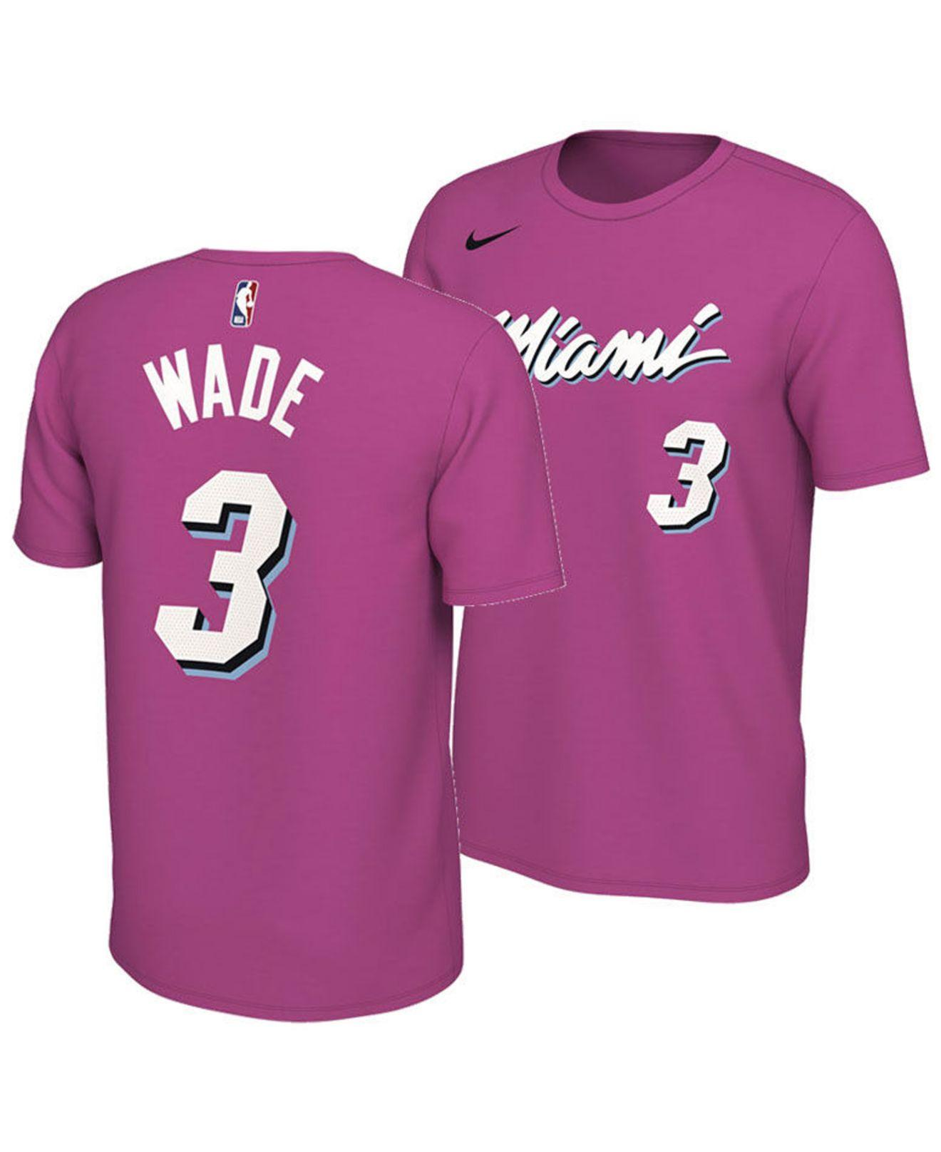 t shirt miami heat nike