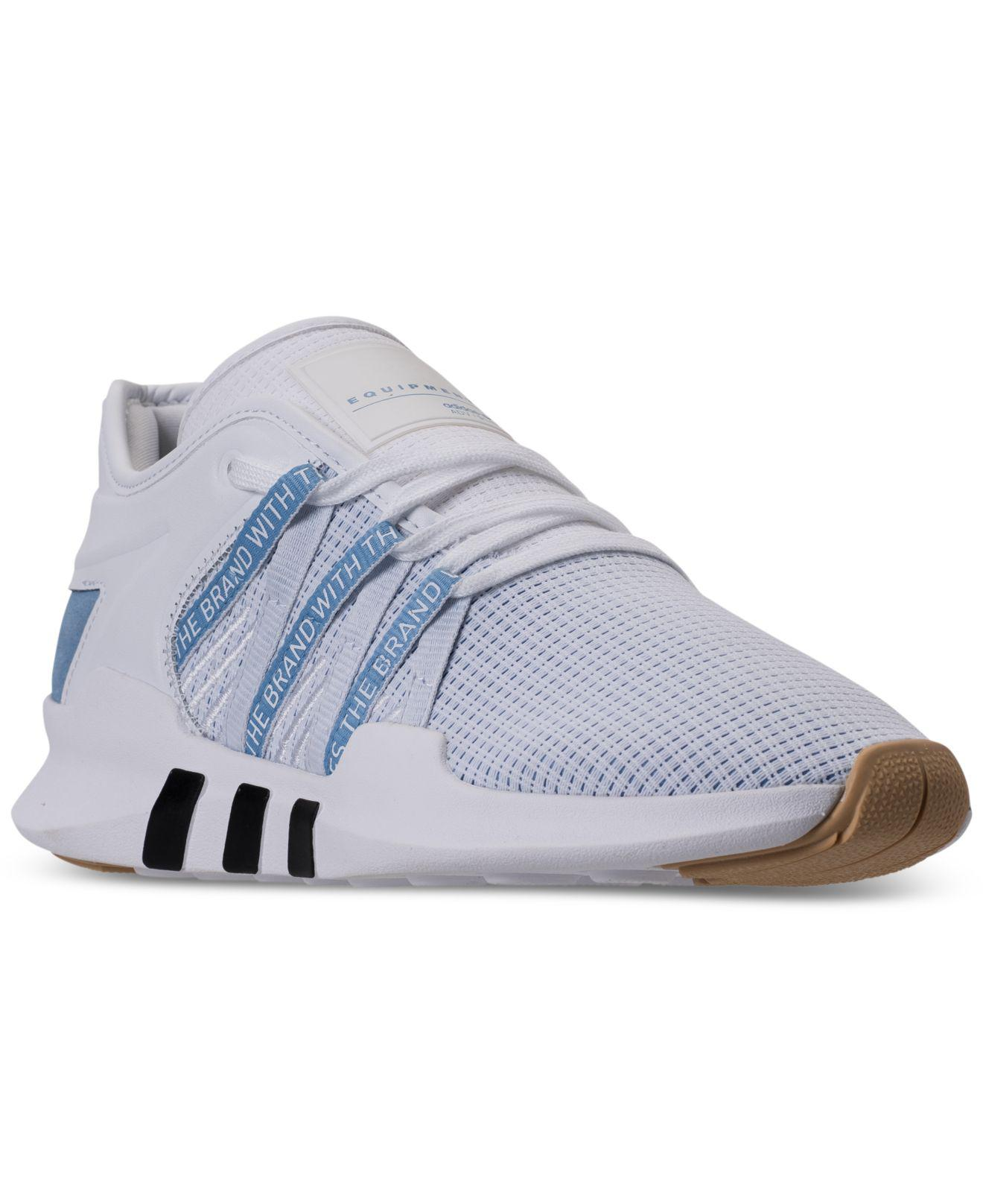 watch b8394 cbf37 Lyst - adidas Womens Eqt Racing Adv Casual Sneakers From Fin
