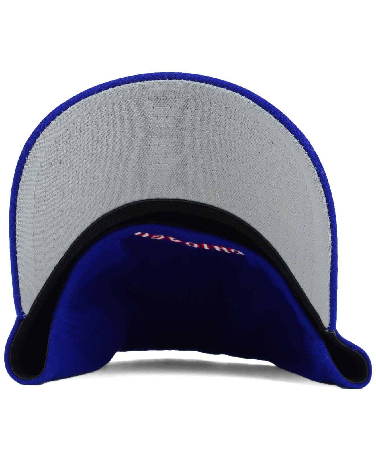 san francisco e75e4 2fa51 ... discount code for chicago cubs core classic 39thirty cap for men lyst. view  fullscreen aa511
