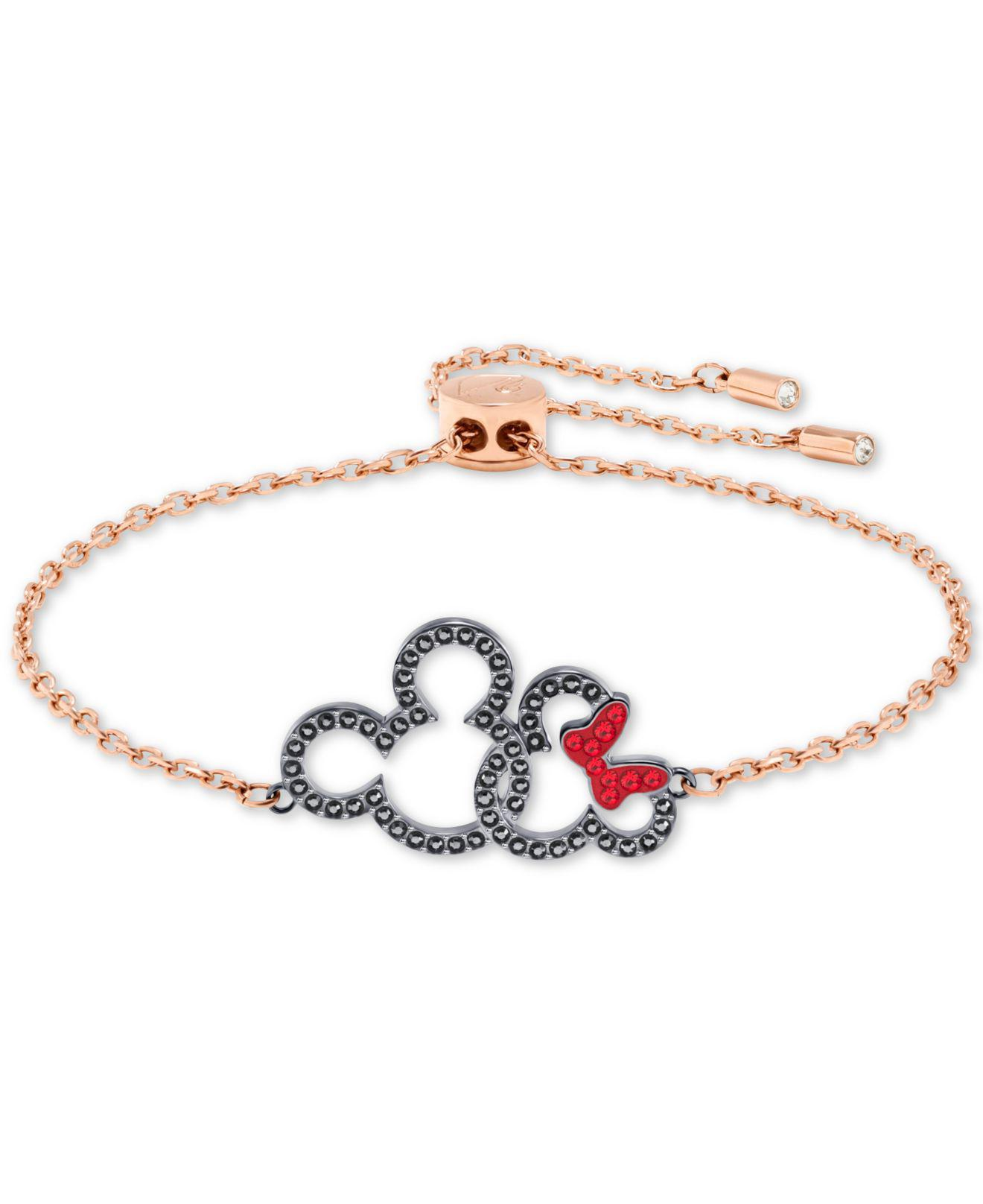Mickey & Minnie Adjustable Bracelet