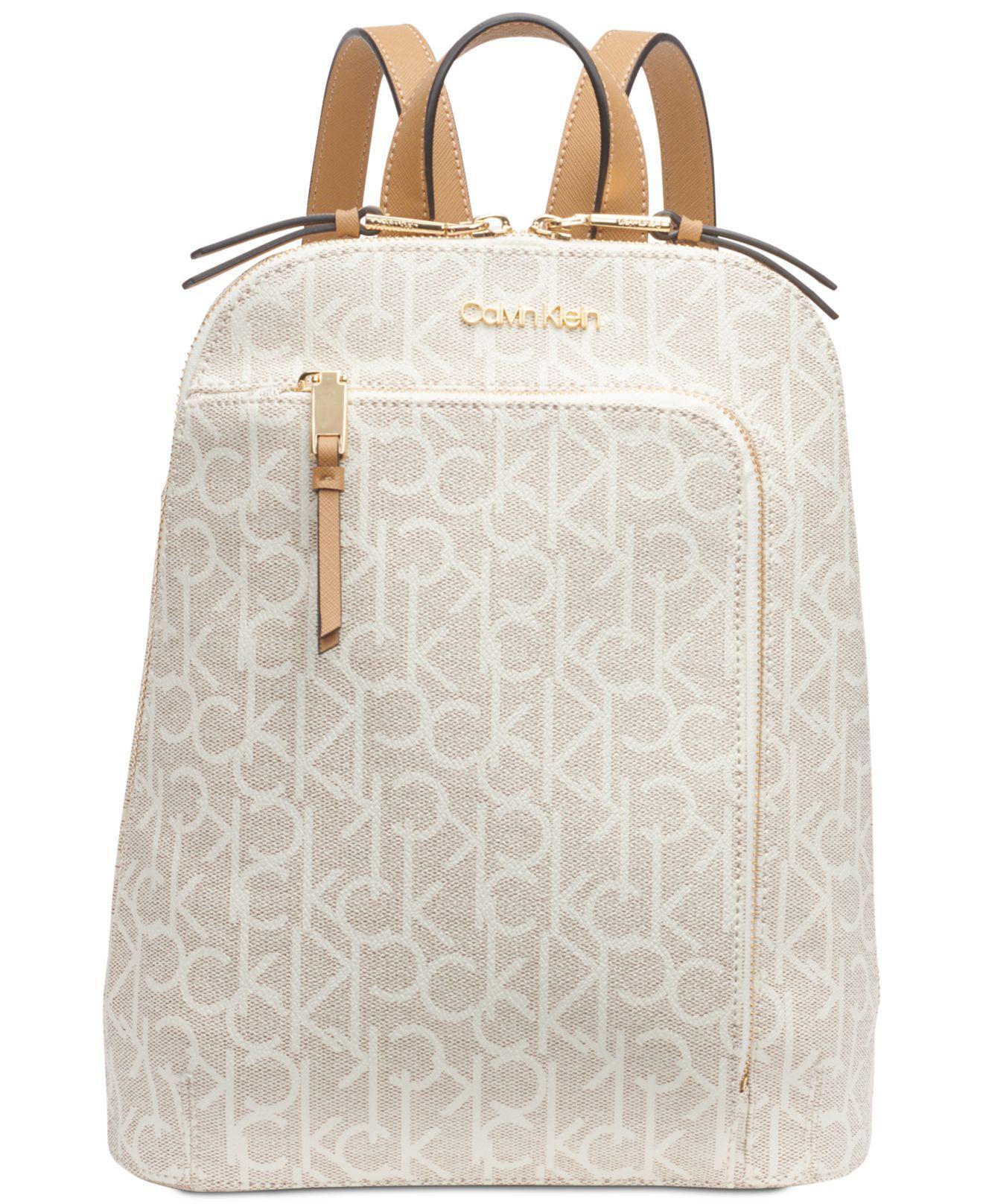 77a77b1435b0 Calvin Klein. Women s Hudson Signature Backpack