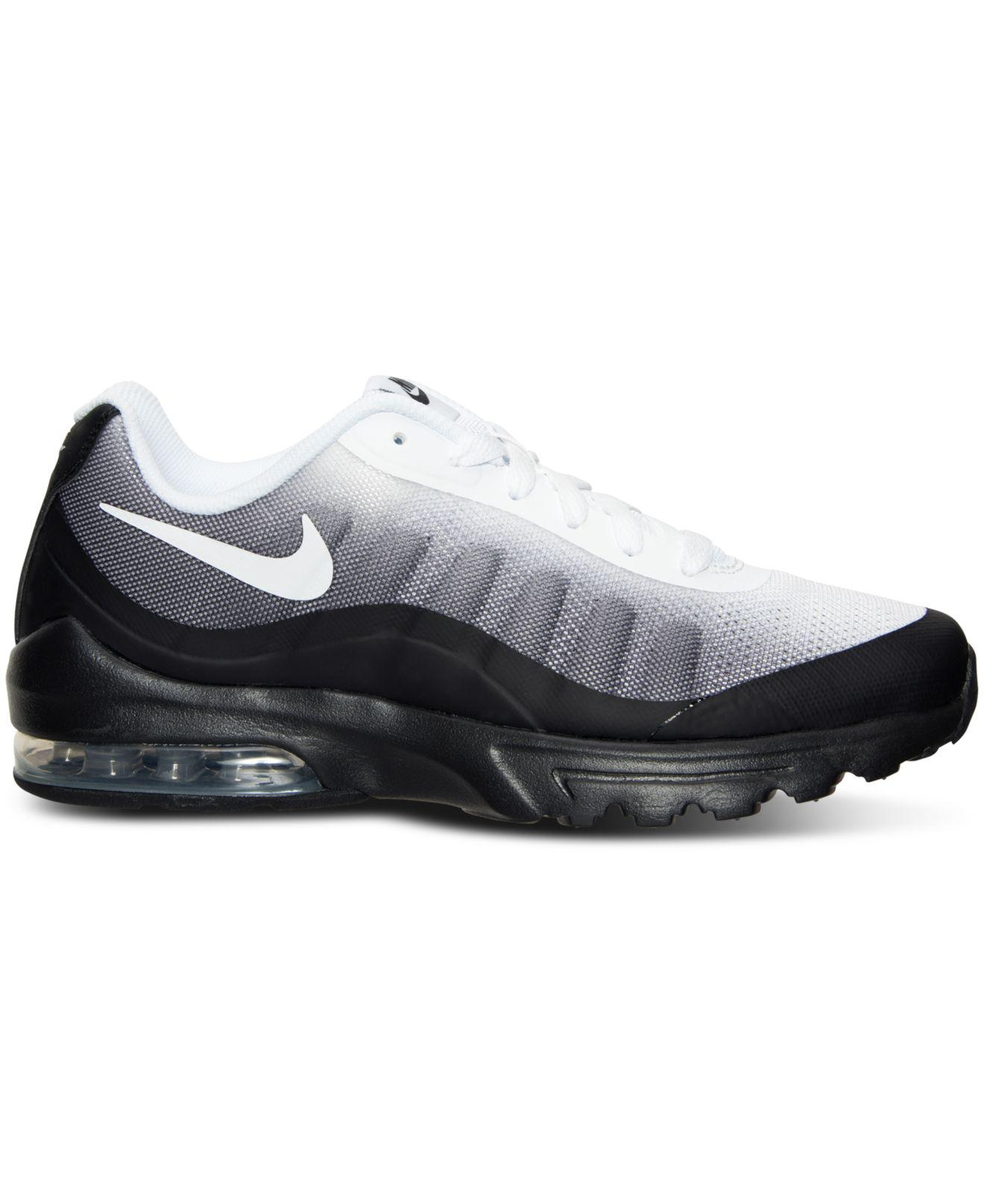 low priced a5802 0447f Nike Men s Air Max Invigor Print Running Sneakers From Finish Line ...