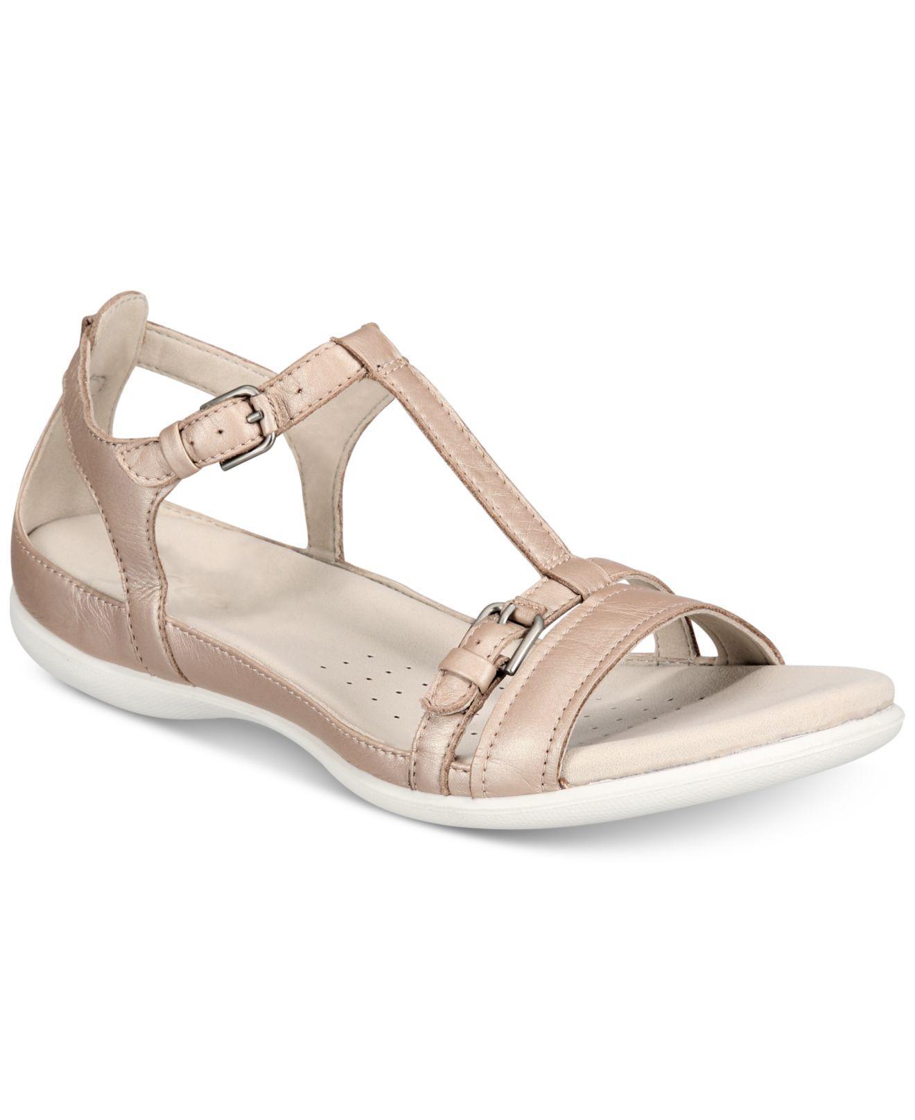 ba801ef65cca Ecco. Women s Flash Buckle Sandals