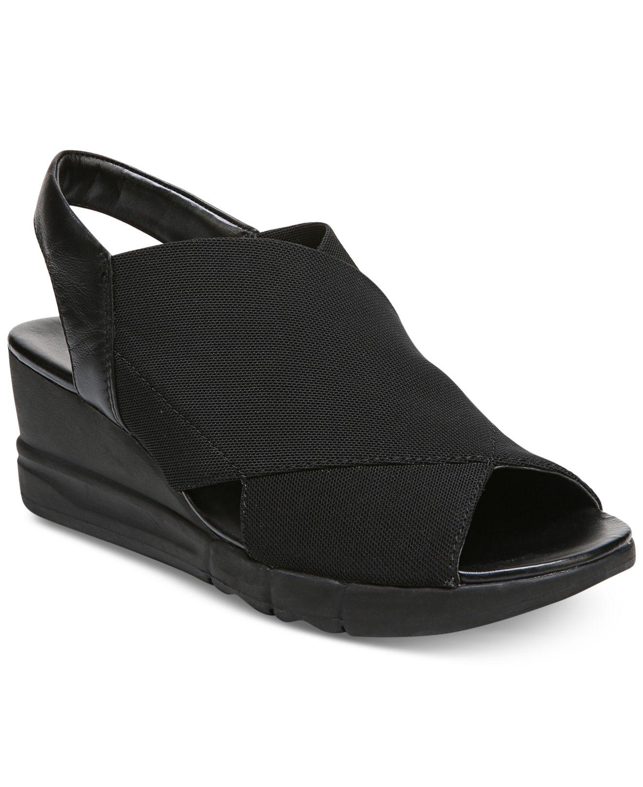 Naturalizer Isabella Sporty Wedge Sandals 6dMaY