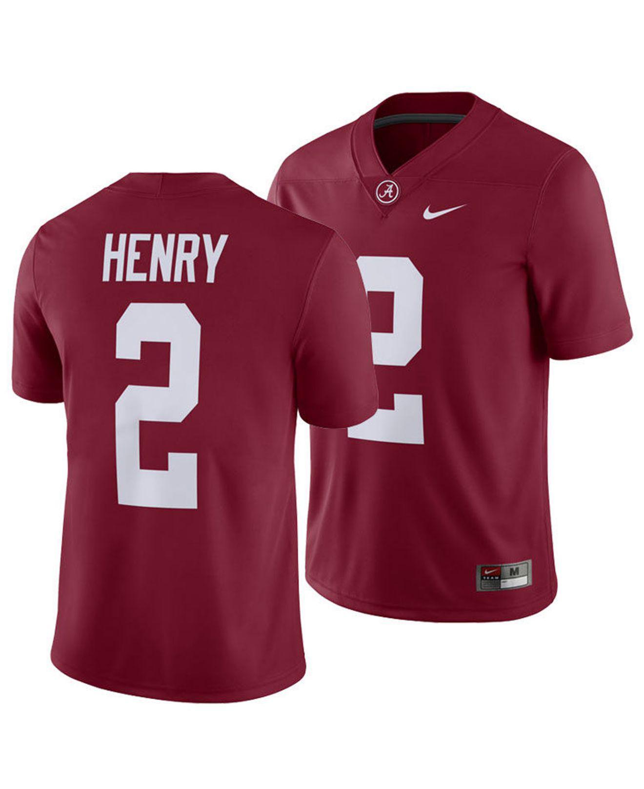 derrick henry bama jersey