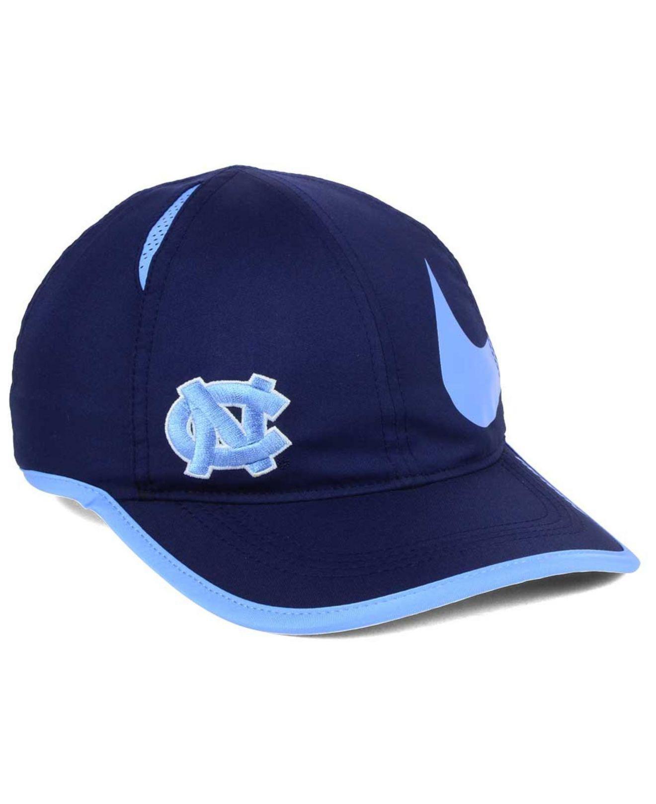d0c8e19b3d421 Lyst - Nike Big Swoosh Adjustable Cap in Blue for Men