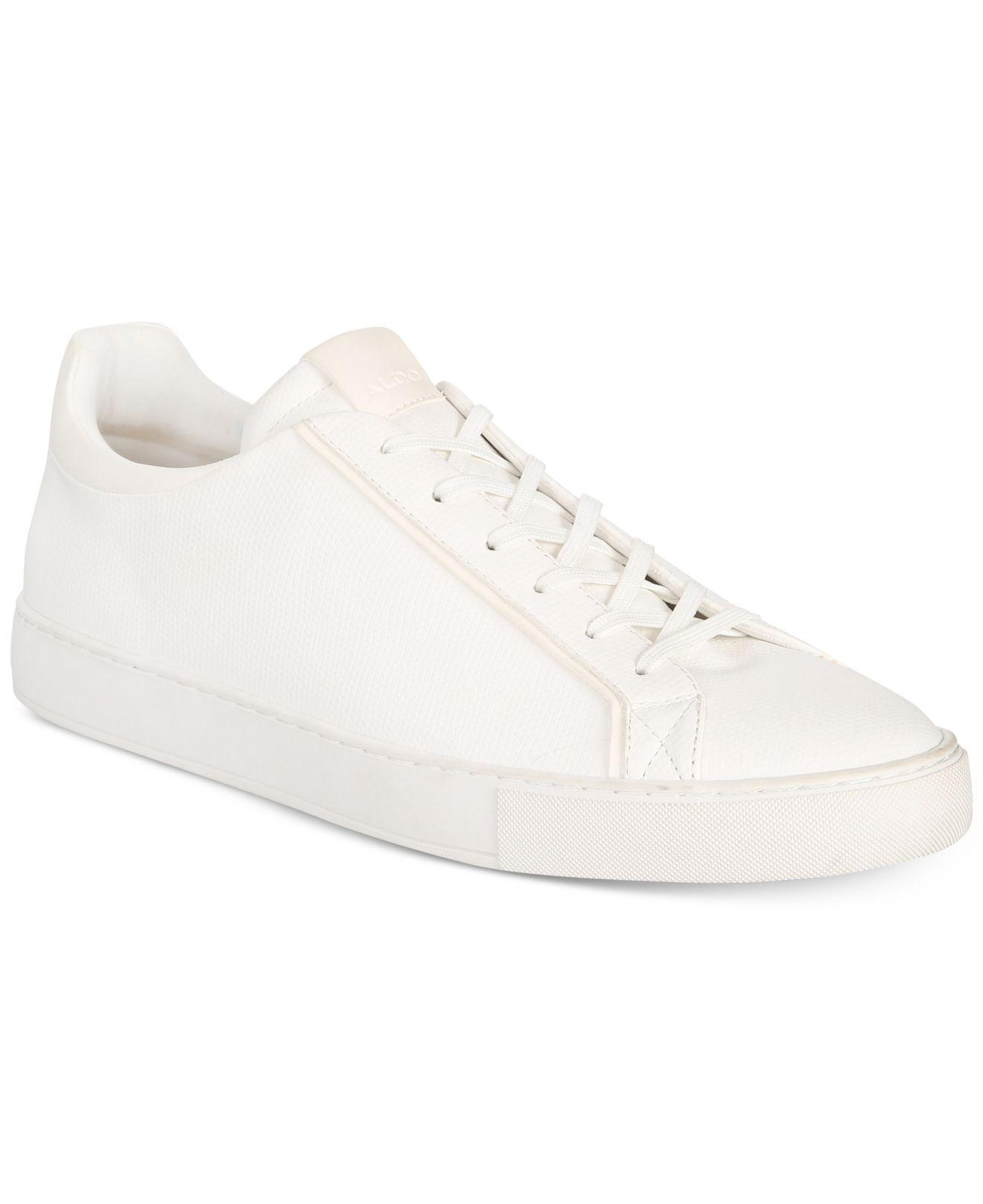 ALDO Armanti Low Top Sneakers in White