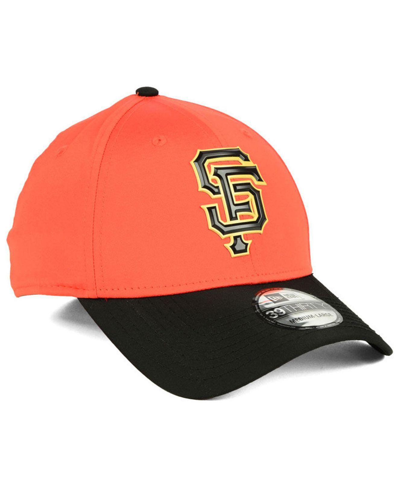 release date 32732 2149f ... get san francisco giants batting practice 39thirty cap for men lyst.  view fullscreen 2c0b5 afdcf