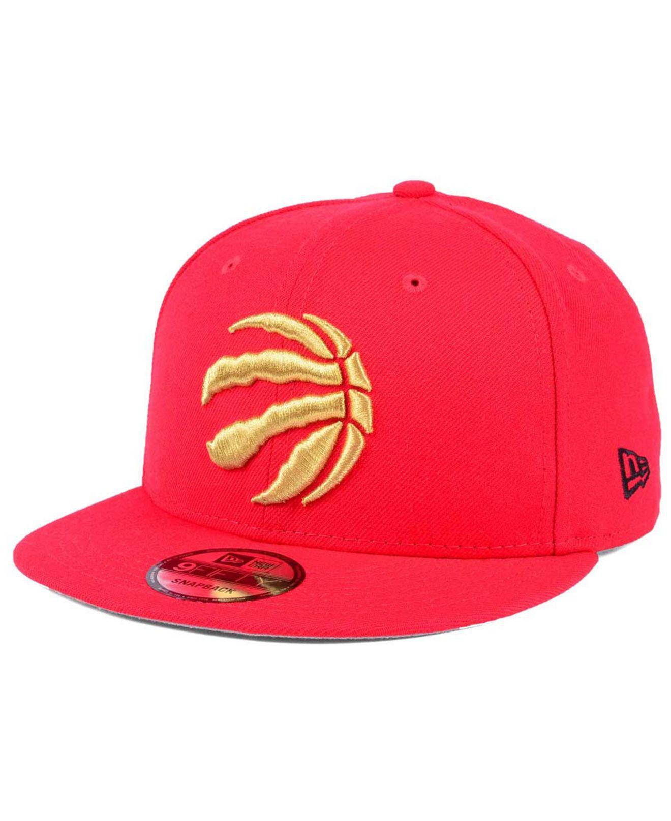 best website a0881 f91f3 ... store lyst ktz toronto raptors solid alternate 9fifty snapback cap in  1e25e 3c69f