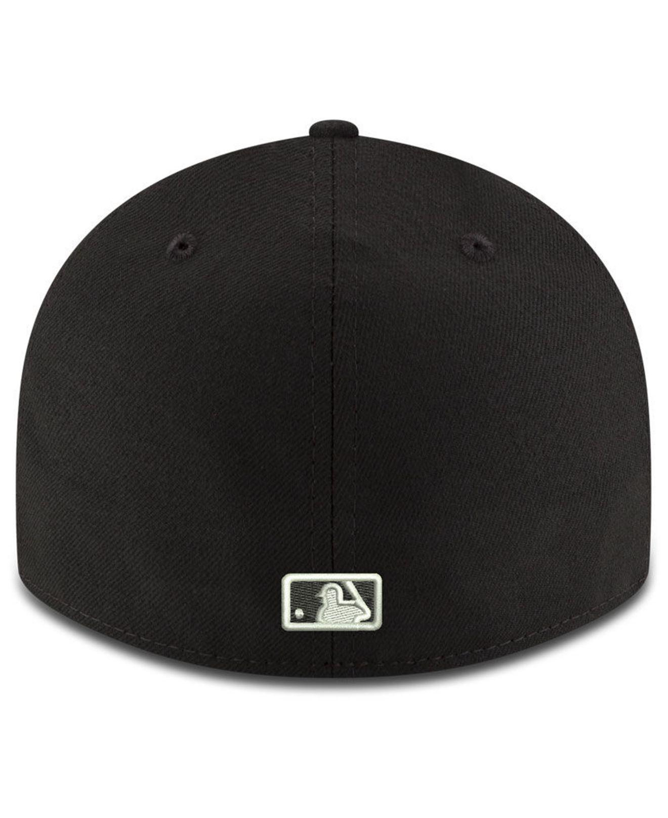Lyst - KTZ Los Angeles Dodgers Low Profile C-dub 59fifty Fitted Cap ... 60ad72fd74e