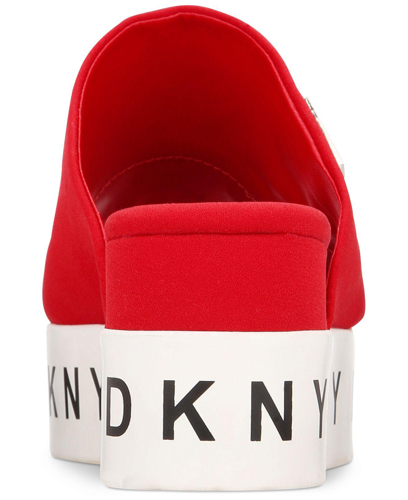 be5c5fd1766 DKNY Red Carli Flatform Sandals, Created For Macy's