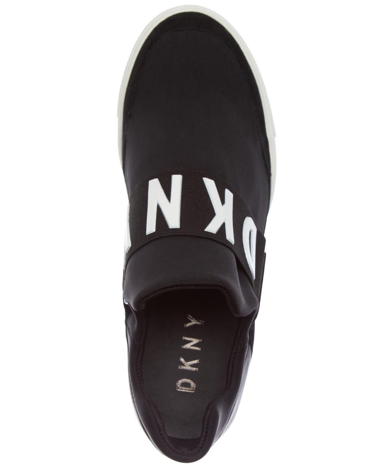8779d12dcf7 Lyst - DKNY Cosmos Platform Sneakers