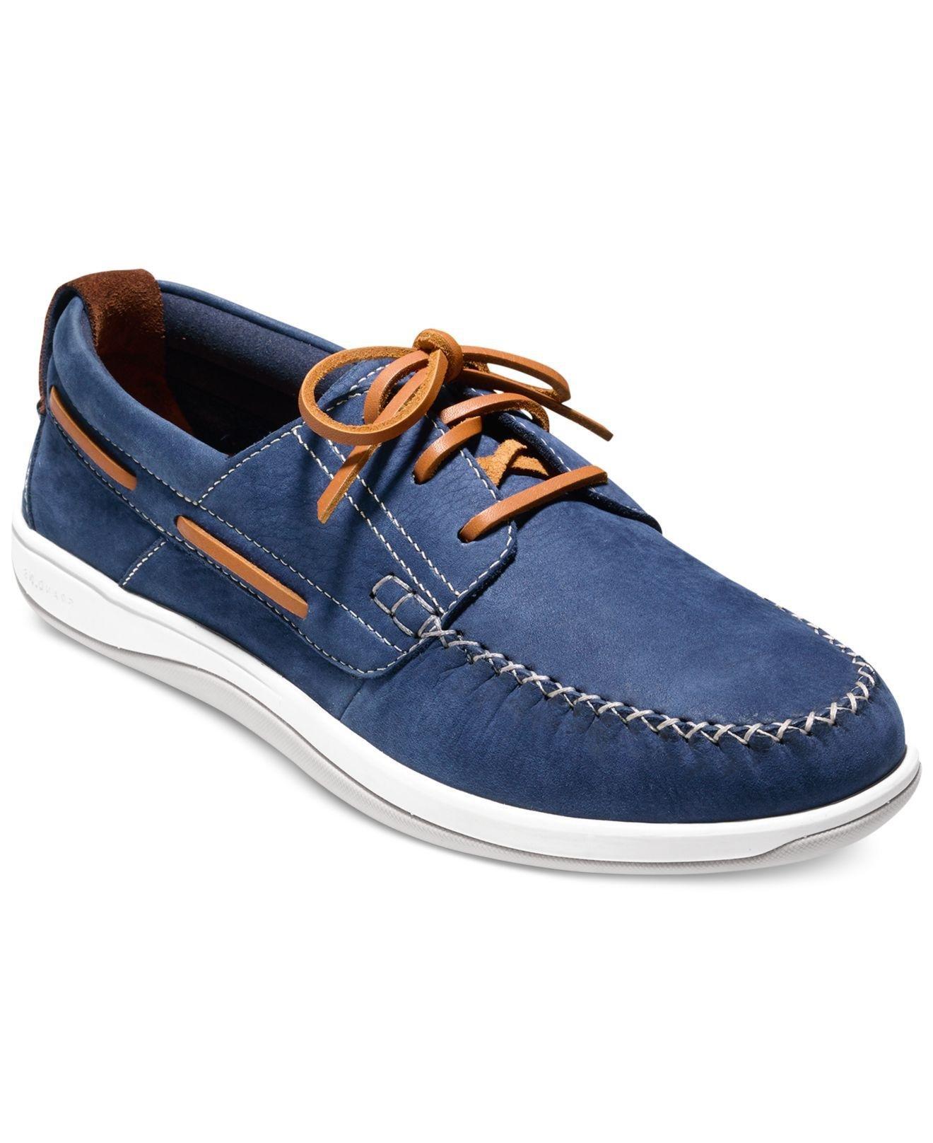 Macys Mens Boat Shoes