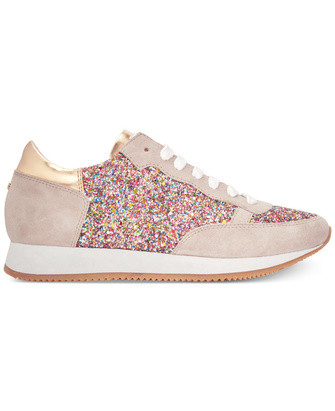 0c12883137b8 Lyst - Kate Spade Felicia Fashion Sneakers