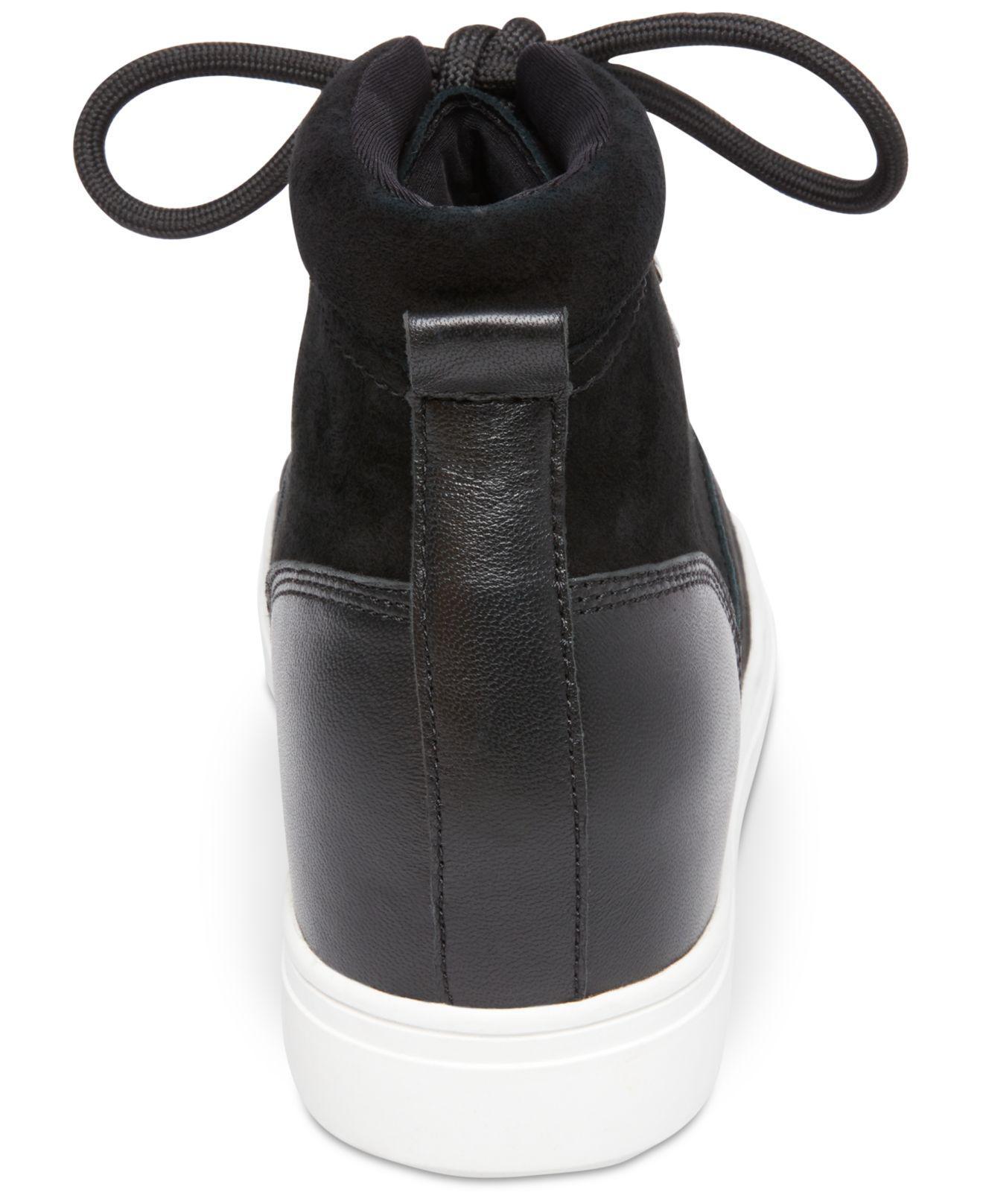 c4671400214 Steven by Steve Madden - Black Kalea Sneaker - Lyst. View fullscreen