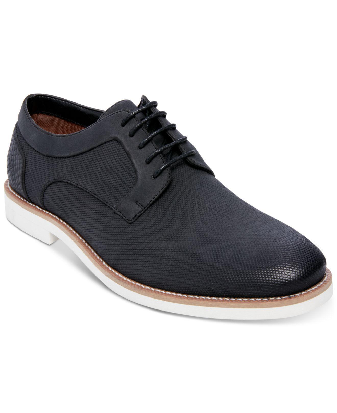 Steve Madden Men's Boxxen Oxfords Men's Shoes Gw49tMqcg