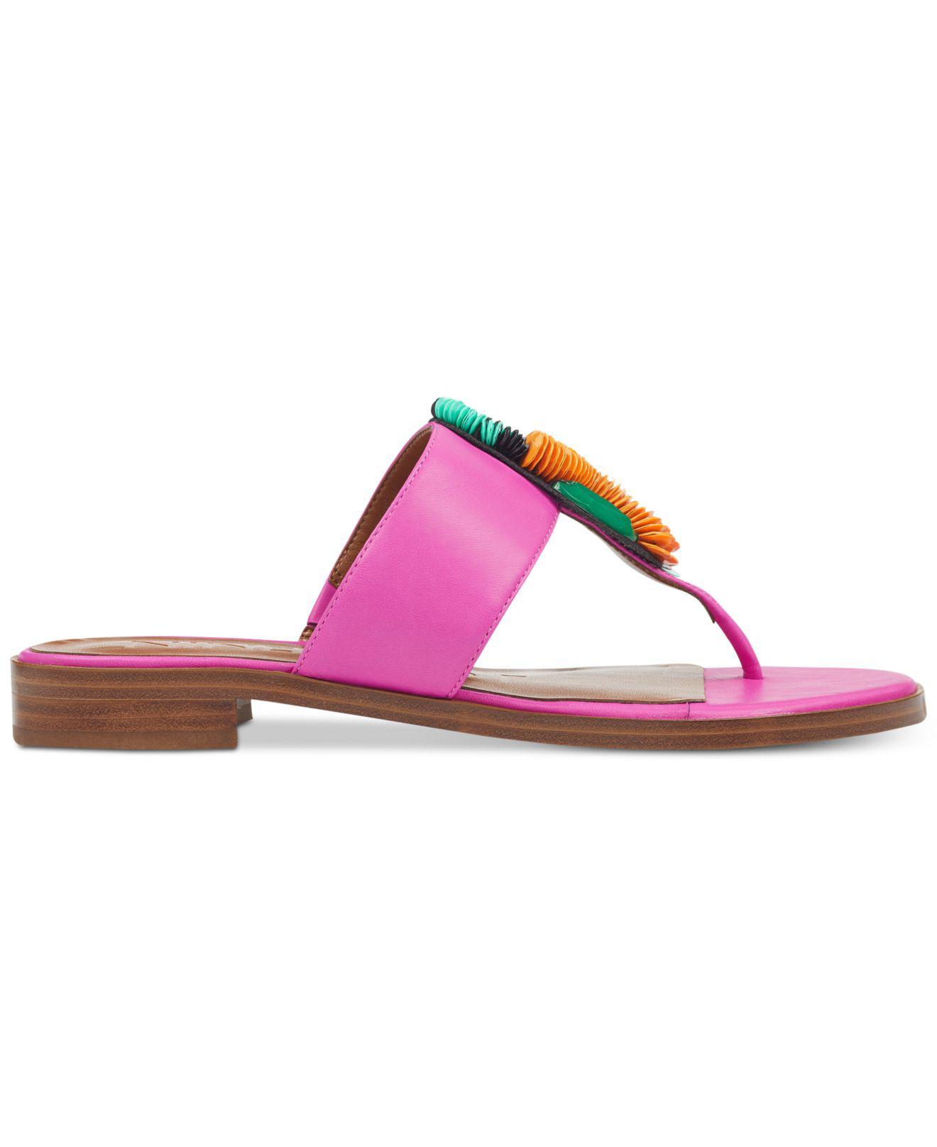 Nine West Roseriver Flat Novelty Sandals Women's Shoes hc4pSWebi