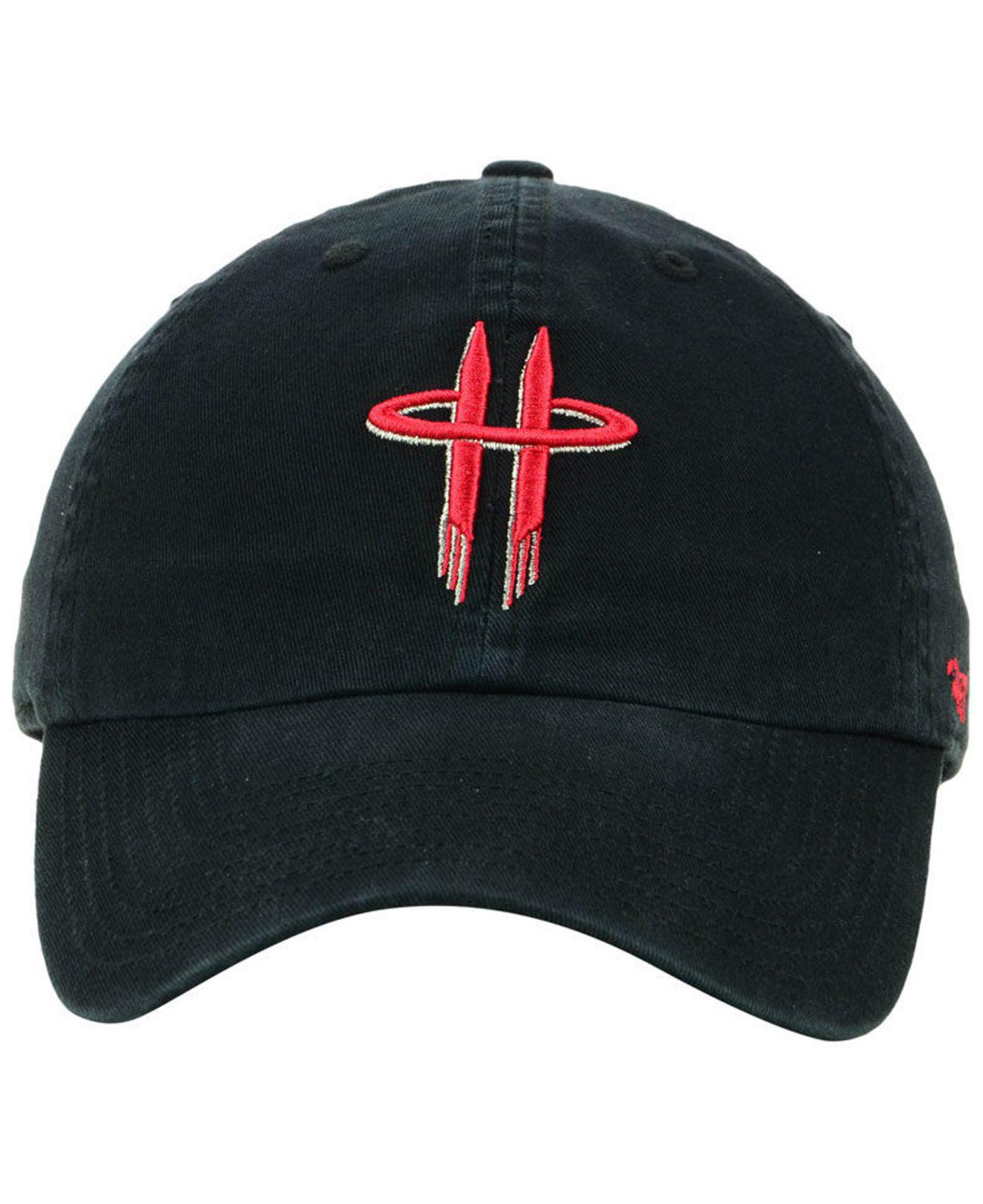 quality design d7b6f 3fac1 ... ncaa double out 47 clean up cap 20968086 2018 new style 1696f 574a2   wholesale 47 brand. mens black houston rockets mash up clean up cap d0dbe  388d5