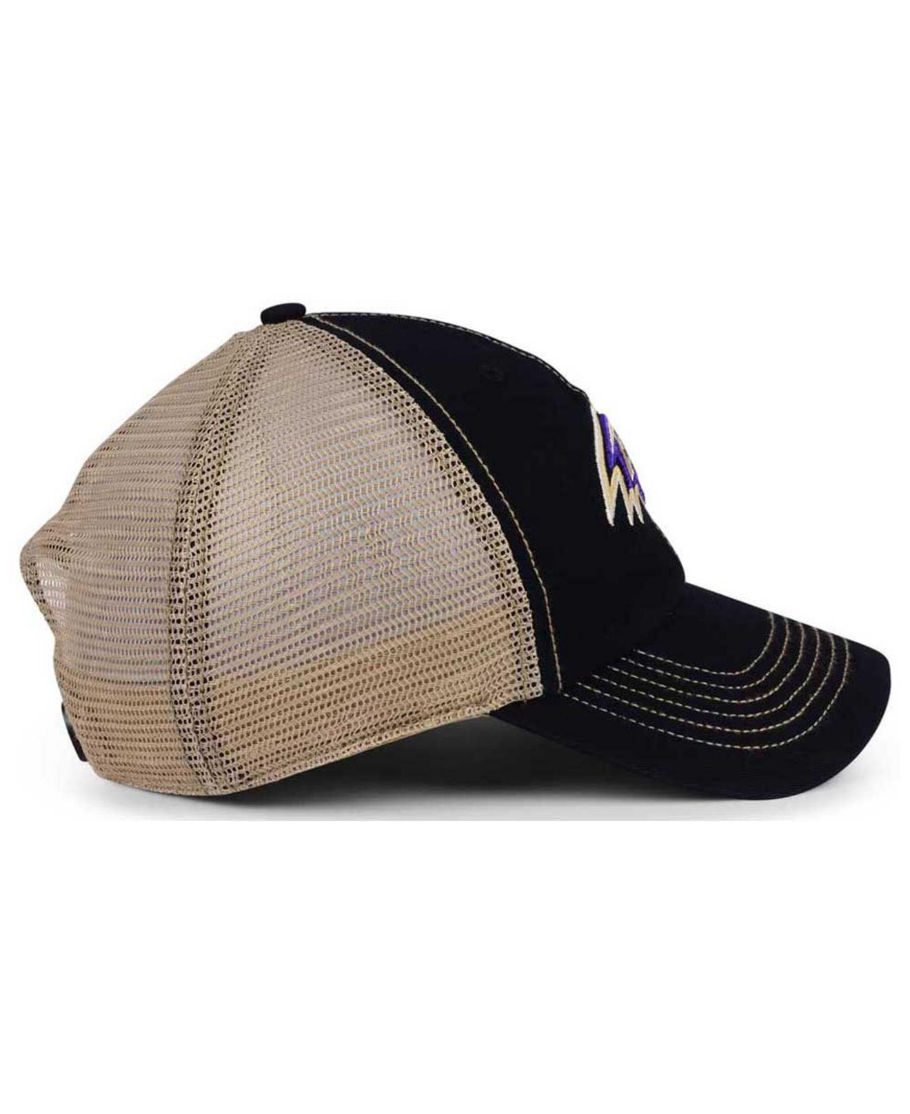 finest selection f52f6 5961c ... top quality free shipping 47 brand black trawler clean up cap for men  lyst. view
