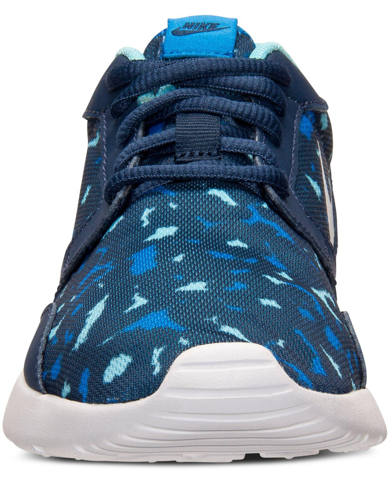 the best attitude 41f6c 434a2 ... where can i buy lyst nike womens kaishi print casual sneakers from  finish line in 8f61a