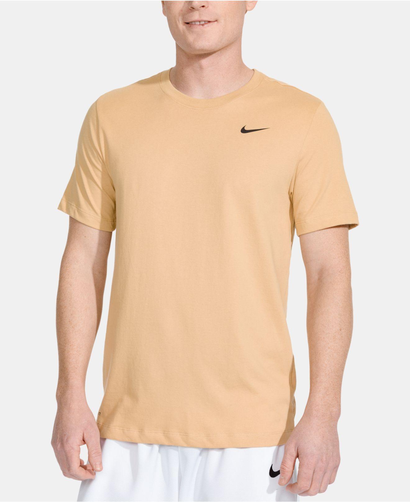 a7315cd48a Lyst - Nike Dri-fit Training T-shirt for Men