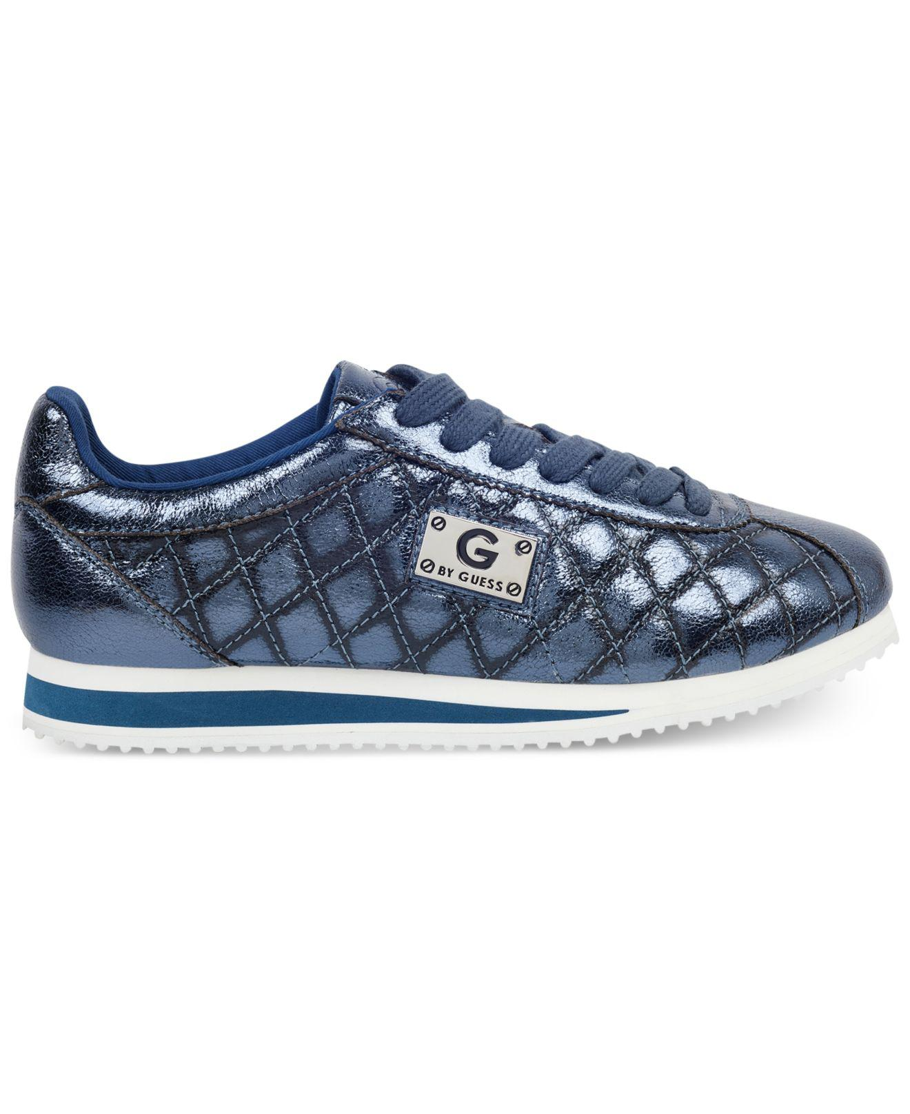 G by Guess Romio Lace Up Sneakers in