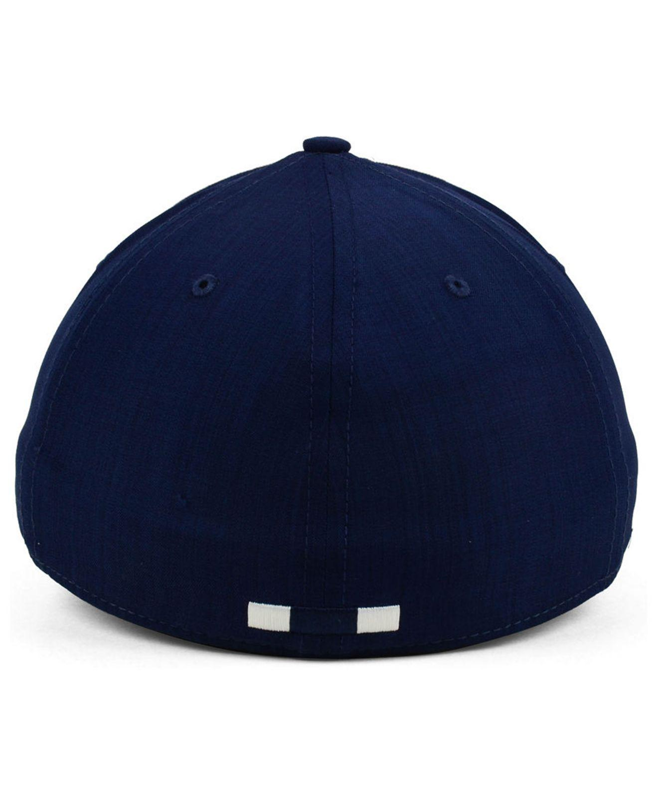 official photos 7a89b f96ee ... shopping nike blue aerobill classic sideline swoosh flex cap for men  lyst. view fullscreen 49cc3
