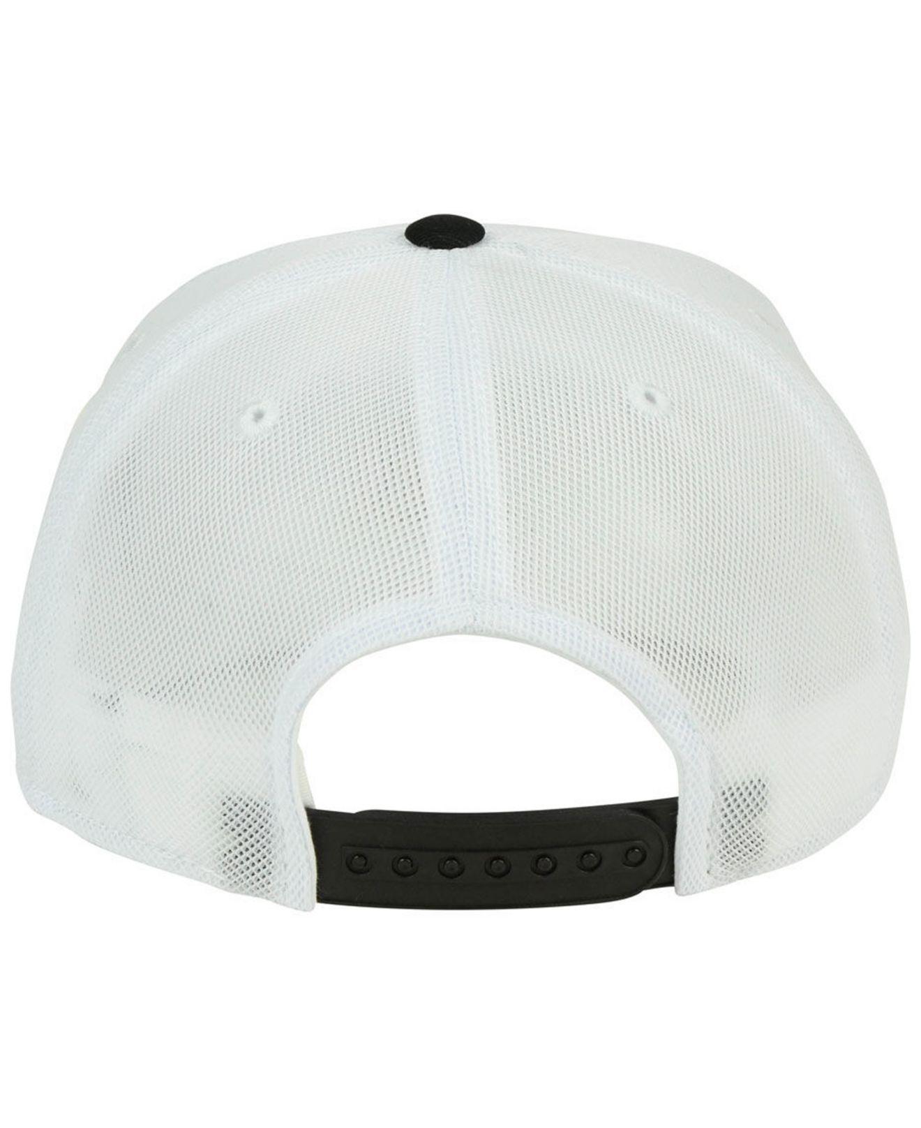 outlet store 7114f ba298 ... czech arrives 202df 7f1d0 adidas black atlanta united fc 2tone snapback  cap for men lyst 54493