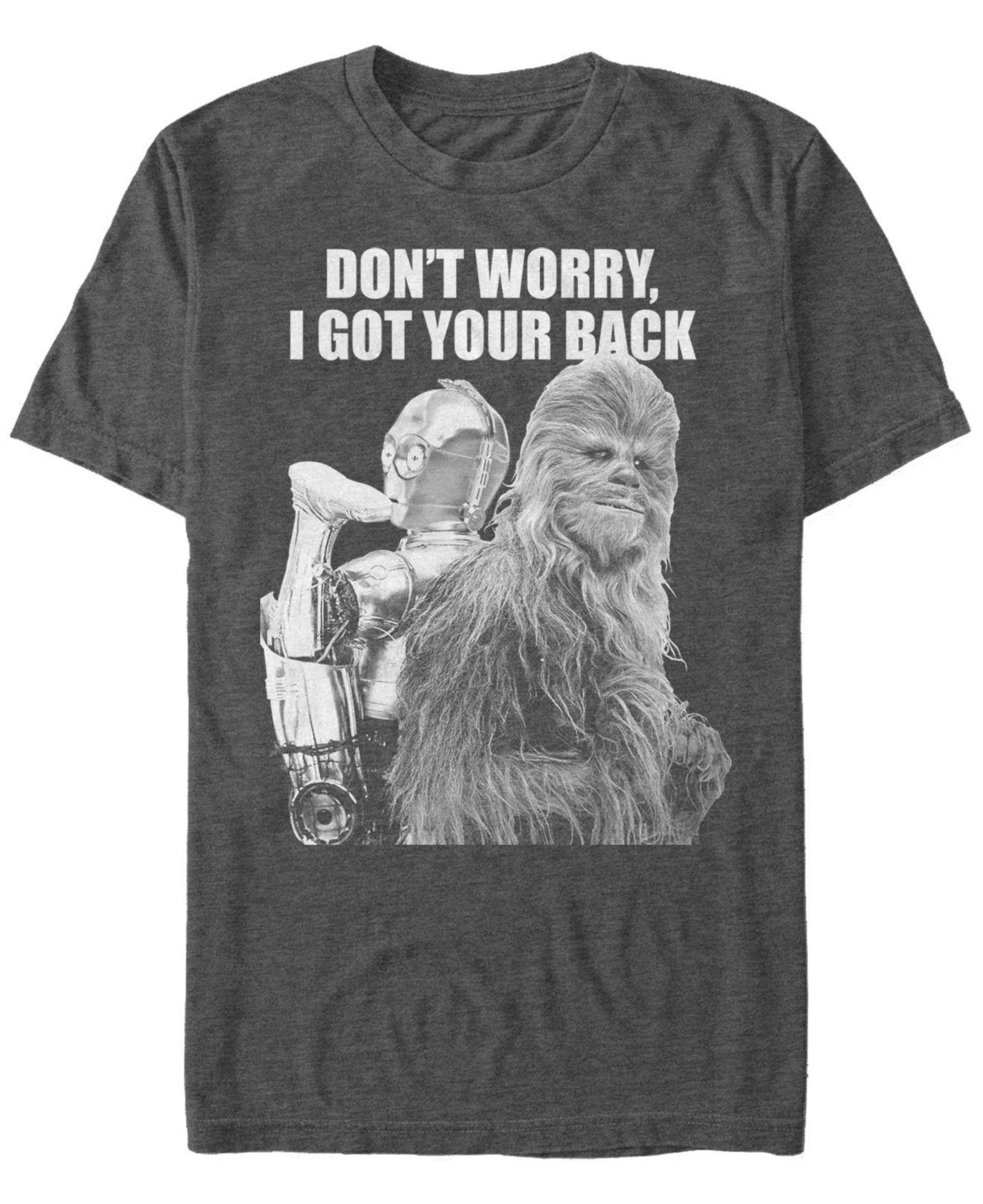 Jem Mens Star Wars Battle Graphic T-Shirt maroon S