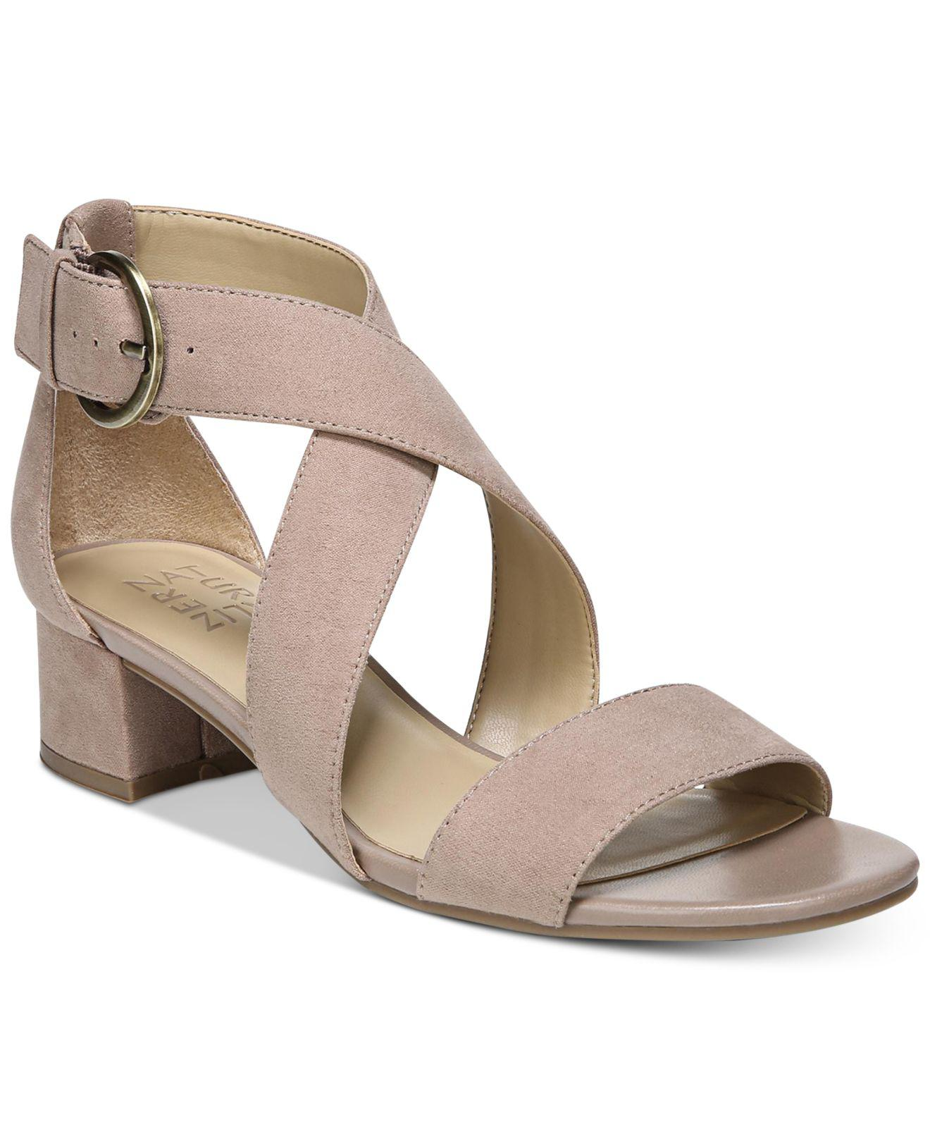Naturalizer Devin Dress Sandals Women's Shoes n8PDhn