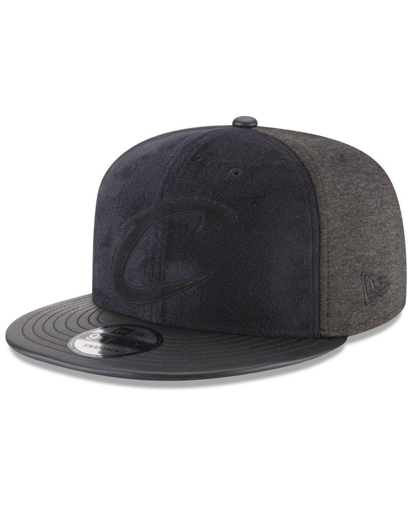lowest price 507a2 b706e KTZ. Men s Black Nba All Star Paul George Collection 9fifty Snapback Cap
