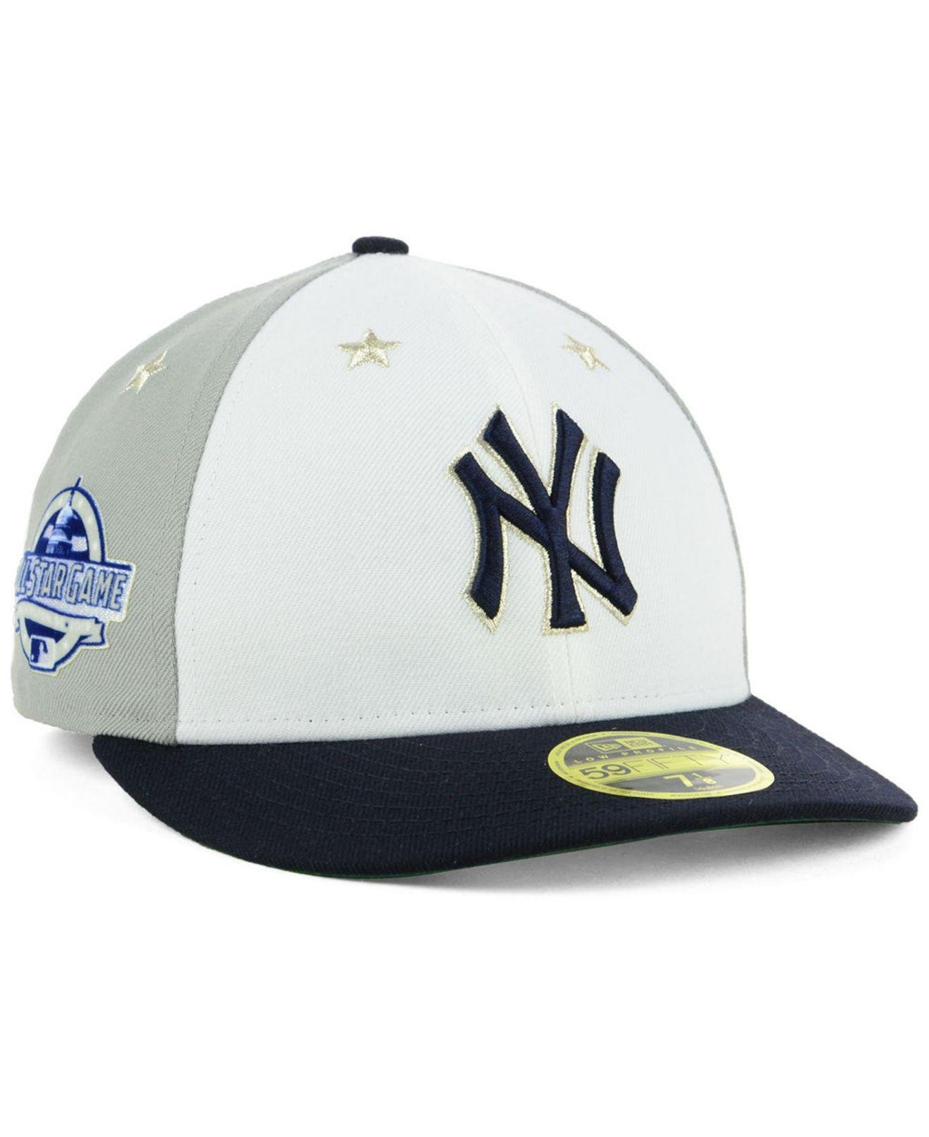 790b794cc26 ... usa ktz. mens blue new york yankees all star game patch low profile  59fifty fitted ...