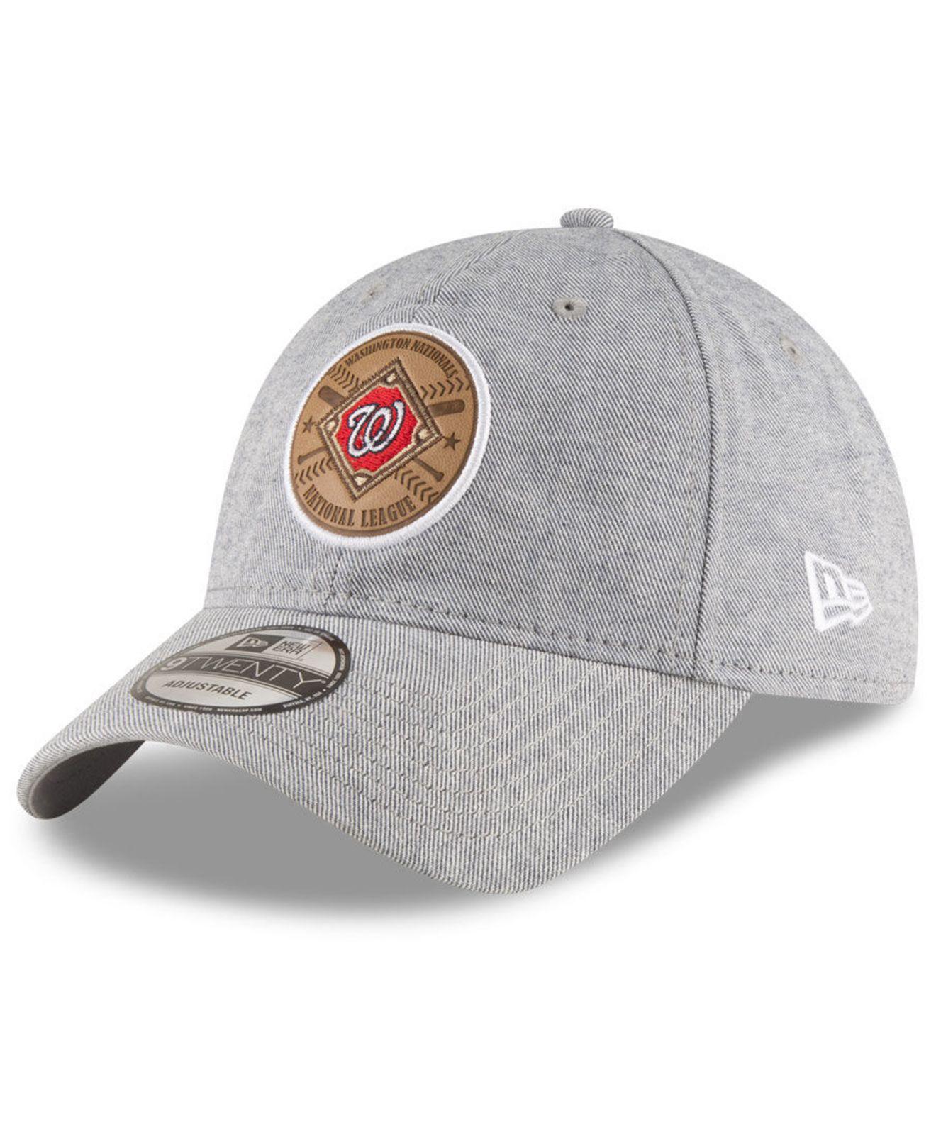 cccf9b91196b44 discount code for los angeles angels new era mlb 9twenty adjustable  baseball hat cap men one size a6725 3e0d3; wholesale ktz. mens gray  washington nationals ...