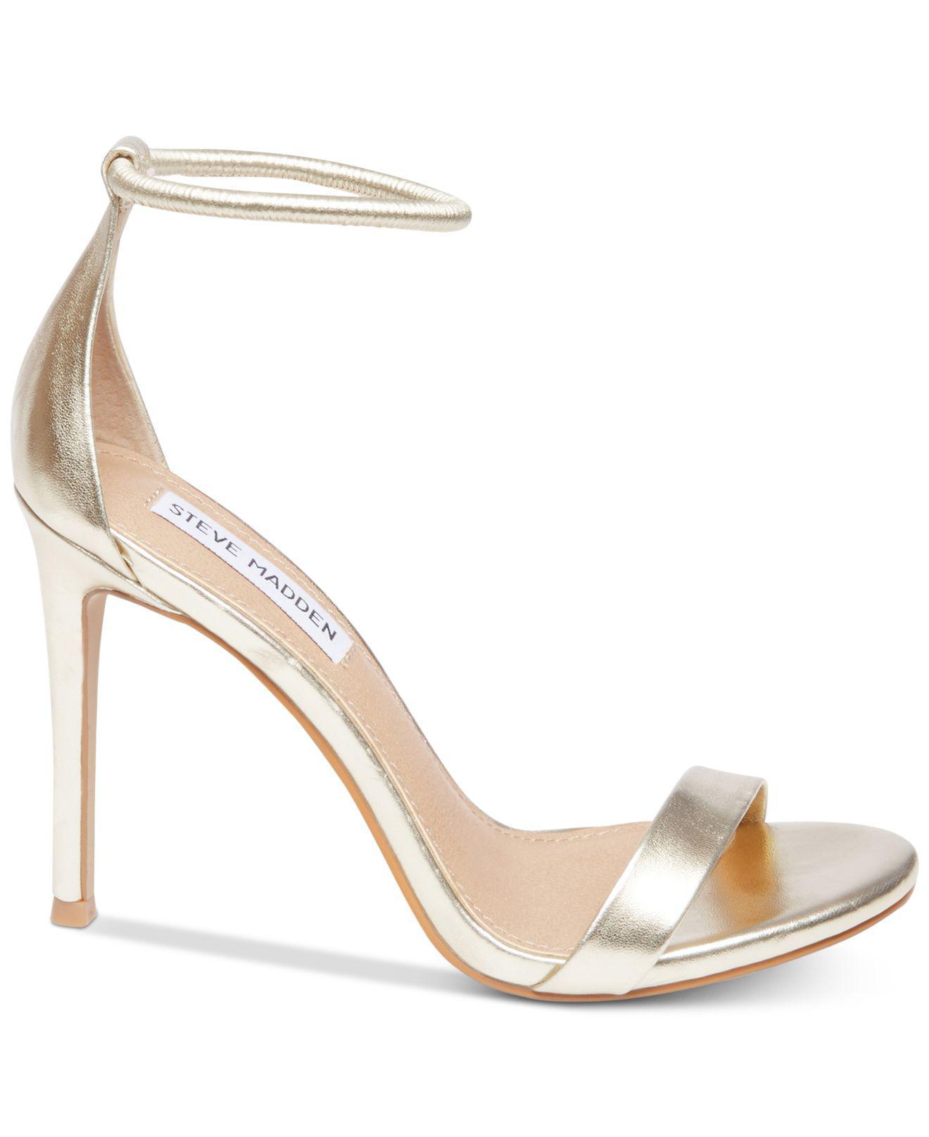 00a6d6d0b69 Lyst - Steve Madden Soph Two-piece Dress Sandals