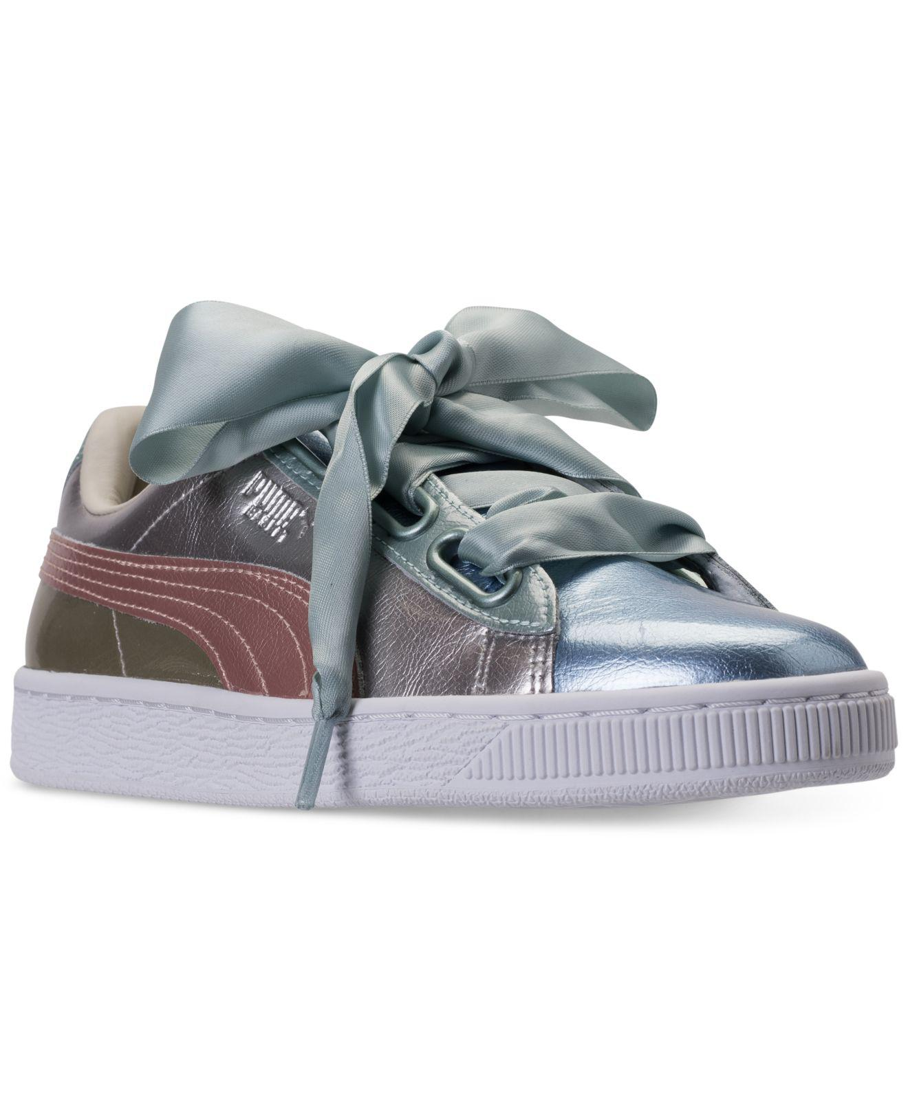 Metallic 5 Puma Bauble Sneakers7 Basket B Heart oCxedB