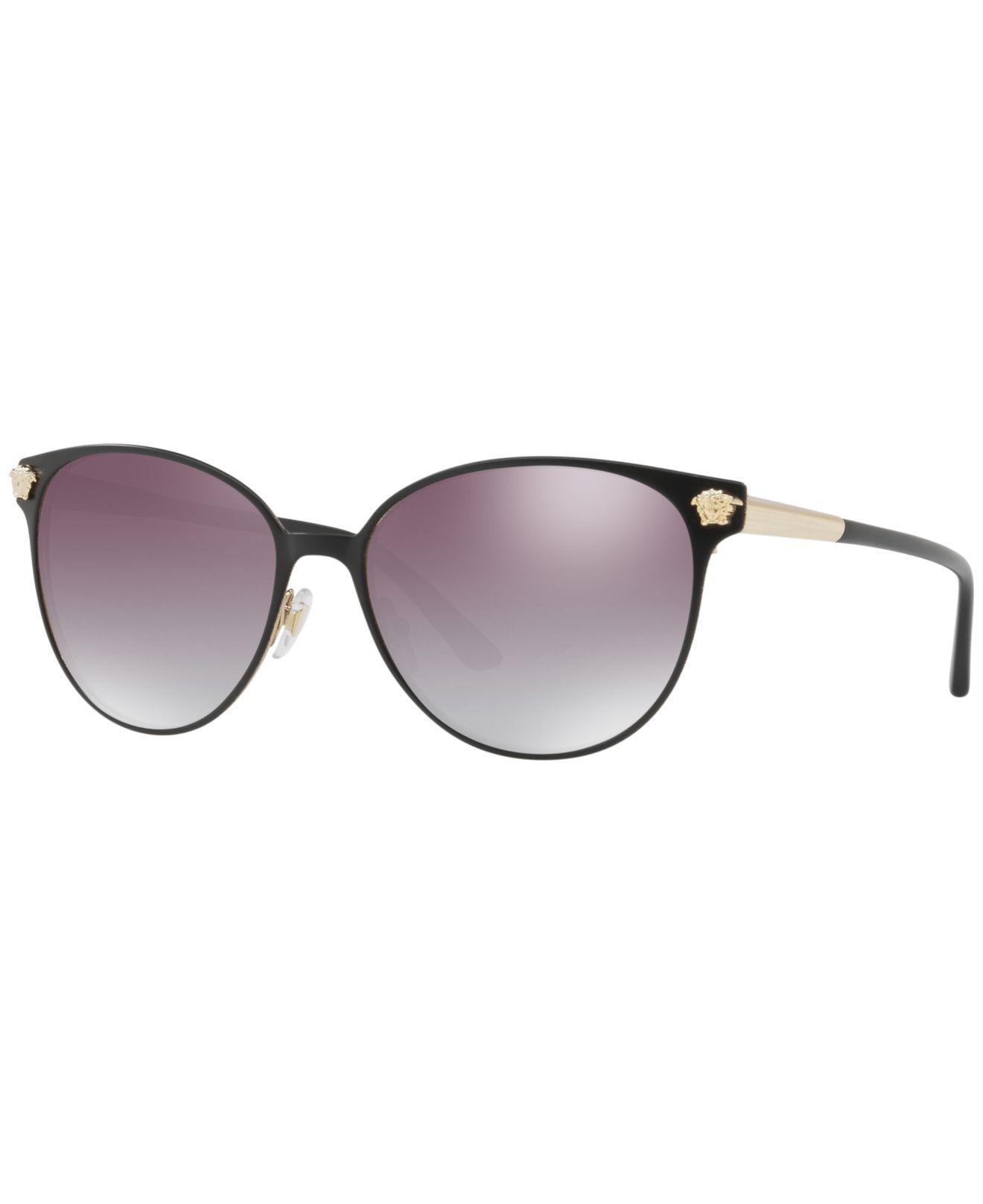 34597a8a4af8d Versace. Women s Brown Sunglasses ...