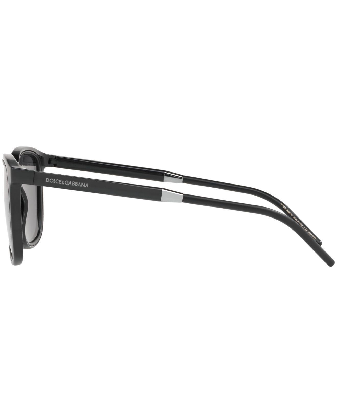 67bc9eb418b Dolce   Gabbana - Black Sunglasses